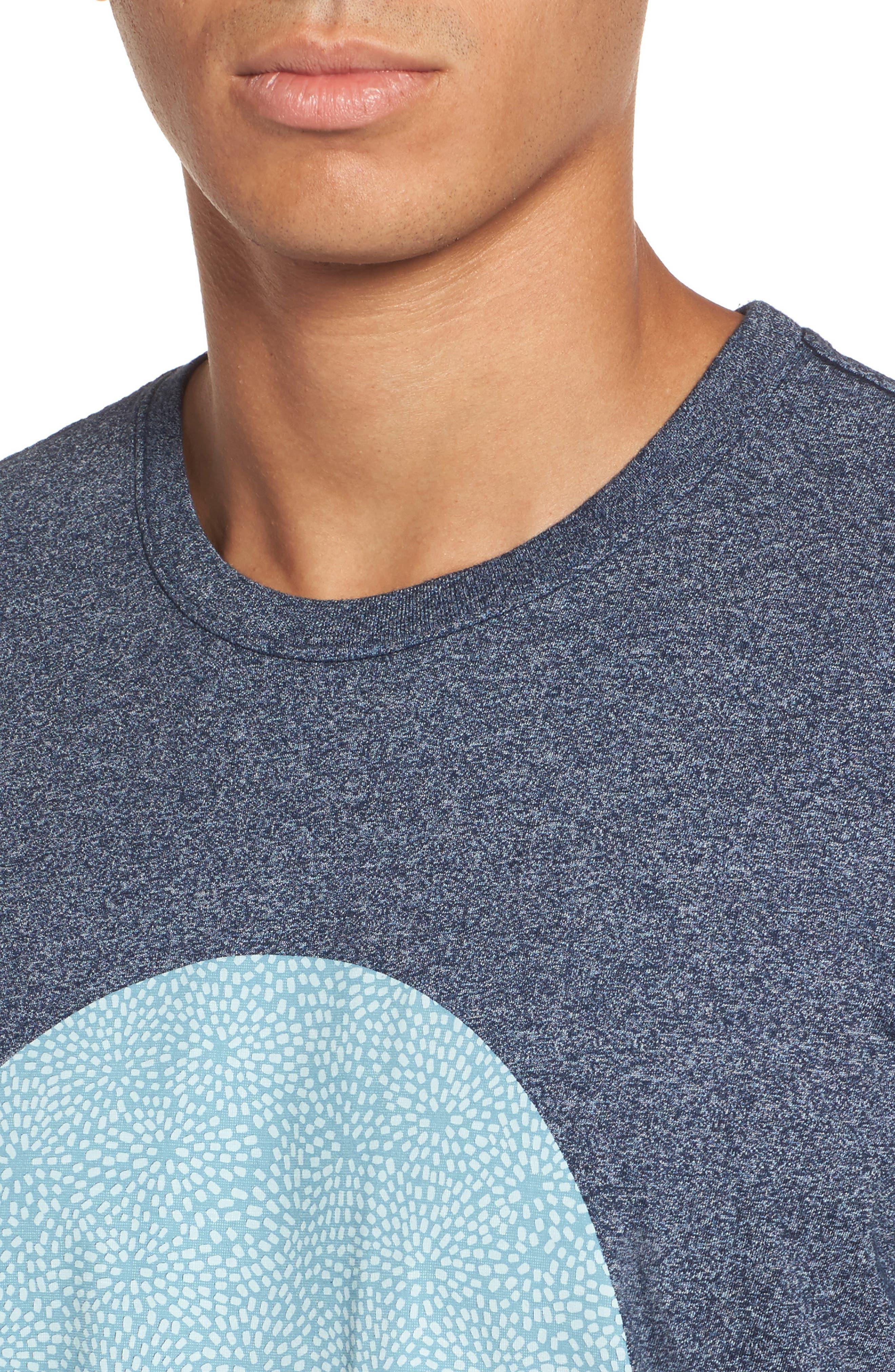 Floater Graphic T-Shirt,                             Alternate thumbnail 4, color,                             410