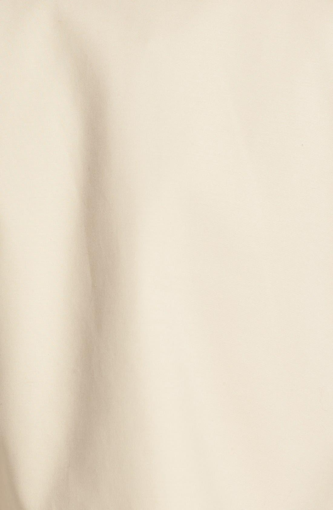 TED BAKER LONDON,                             Flared Skirt Trench Coat,                             Alternate thumbnail 5, color,                             253