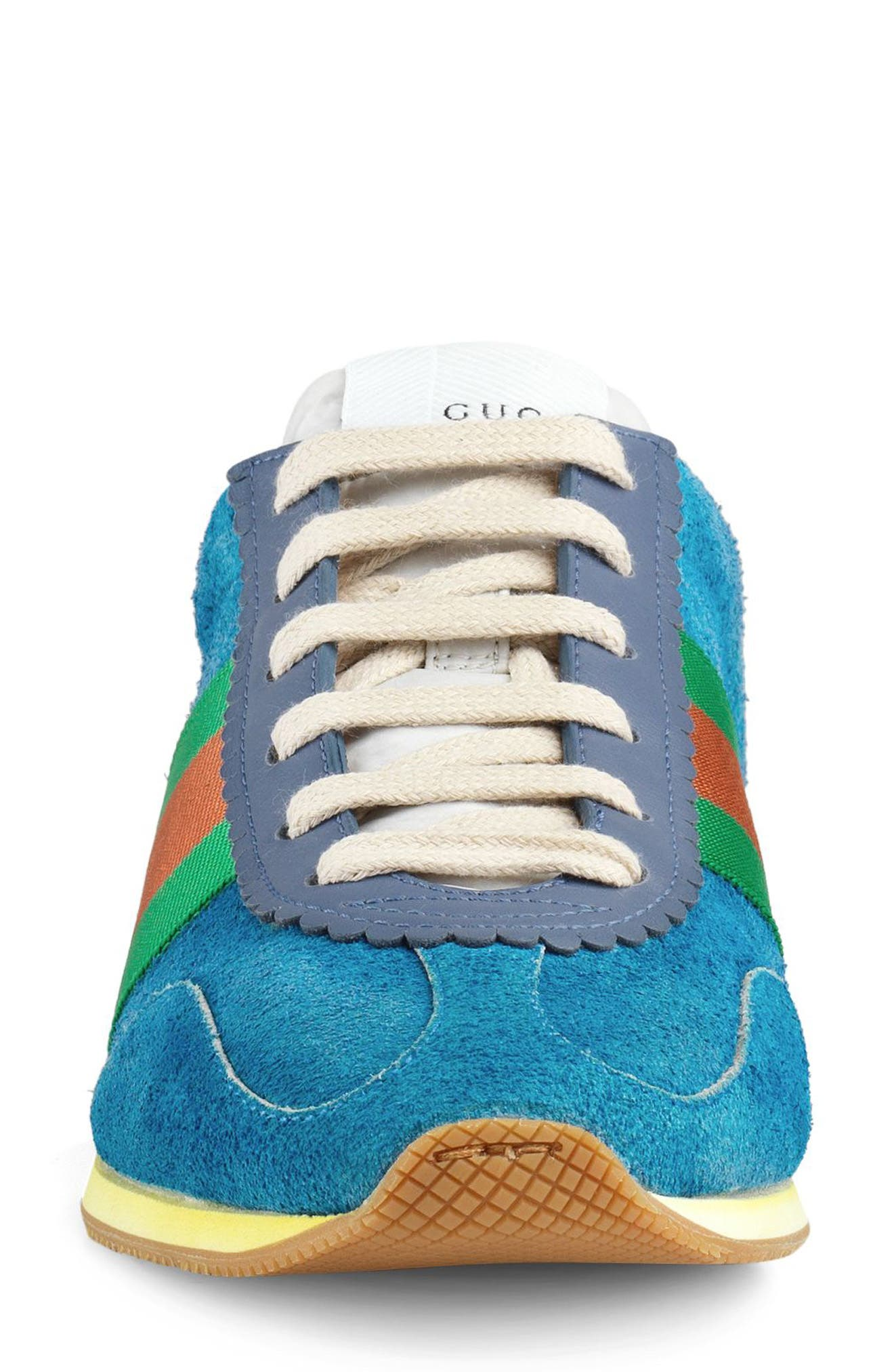 Rocket Convertible Sneaker,                             Alternate thumbnail 5, color,                             BLUE