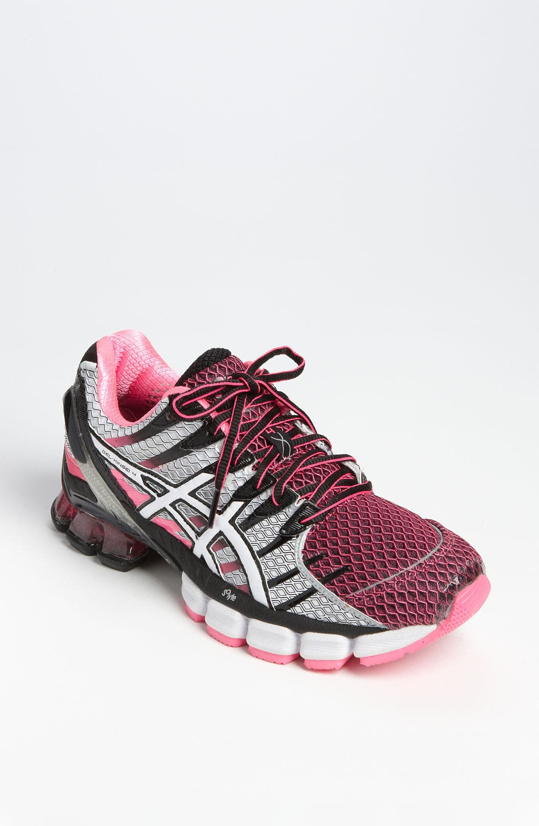 'GEL-Kinsei 4' Running Shoe,                             Main thumbnail 1, color,                             019