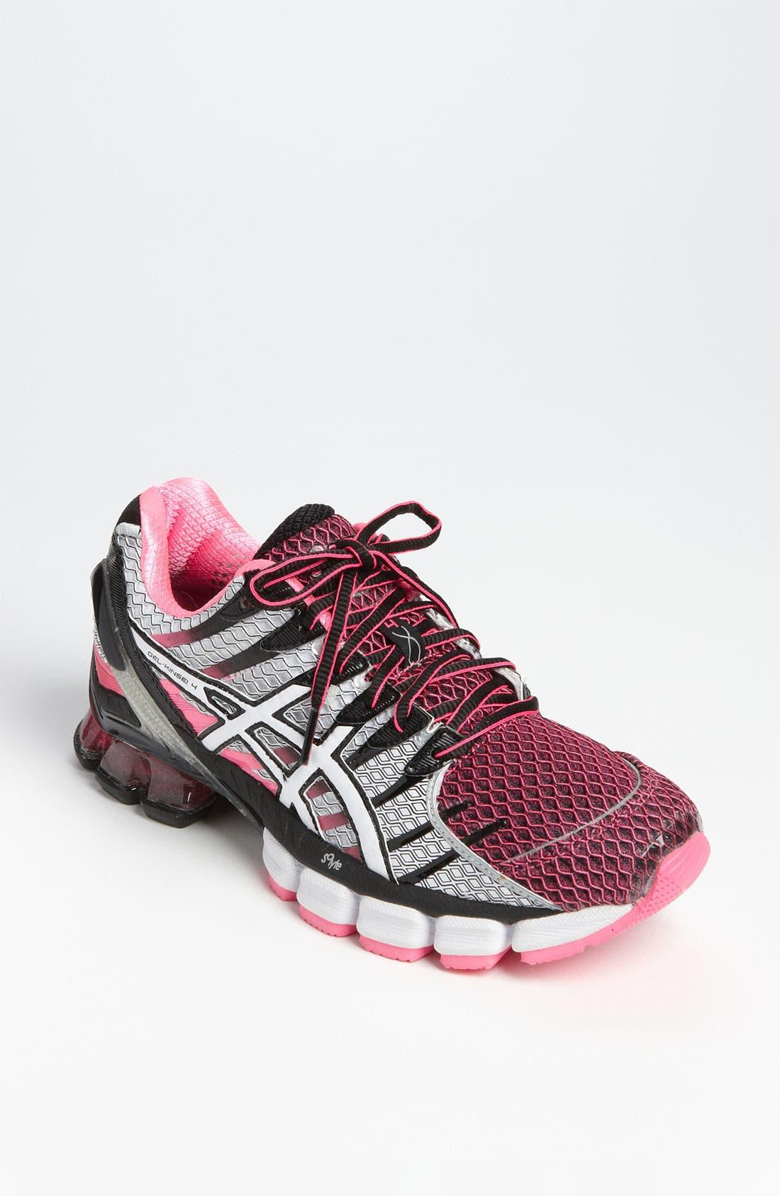 'GEL-Kinsei 4' Running Shoe, Main, color, 019