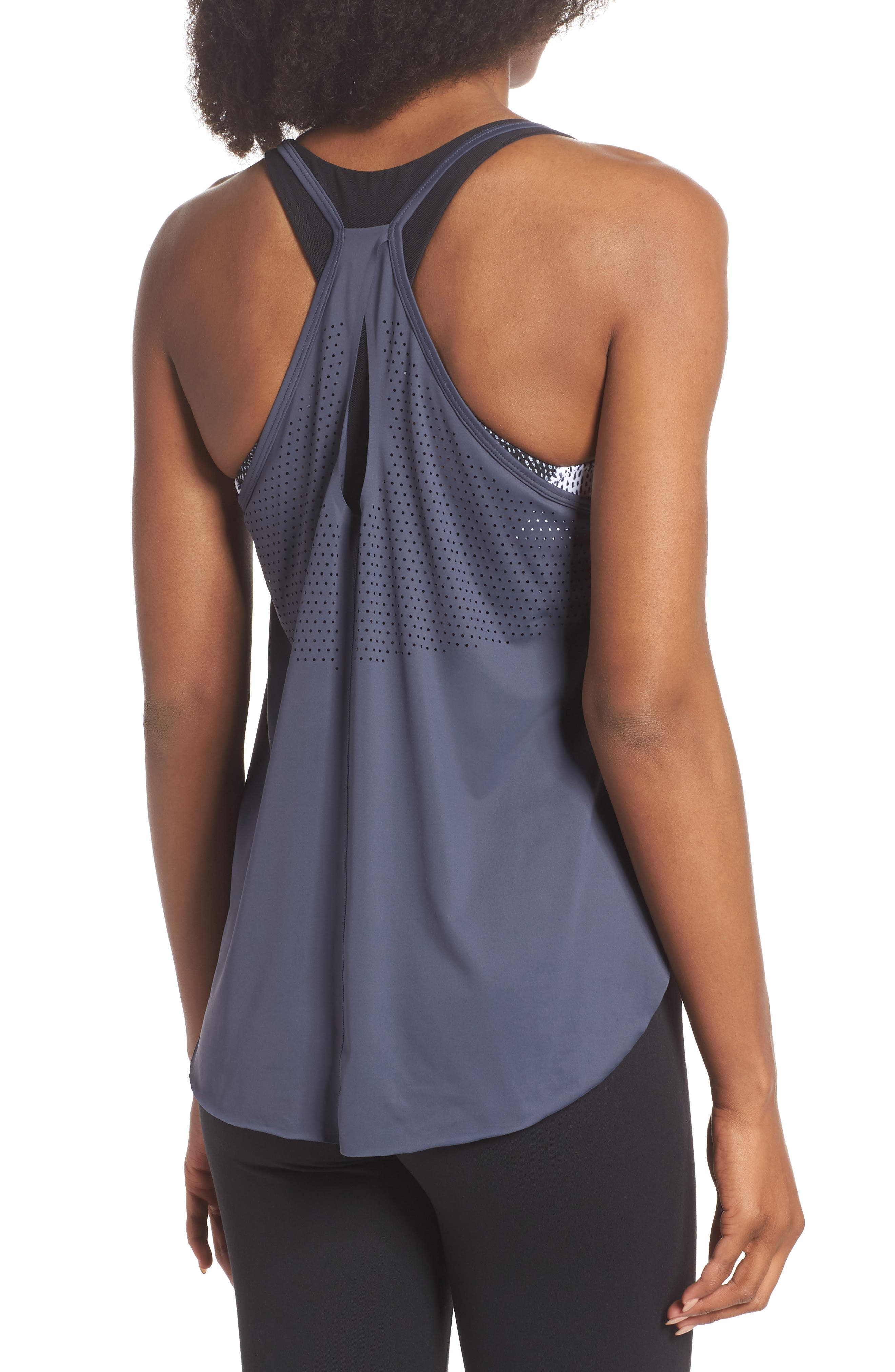 Fera Perforated Tank,                             Alternate thumbnail 8, color,