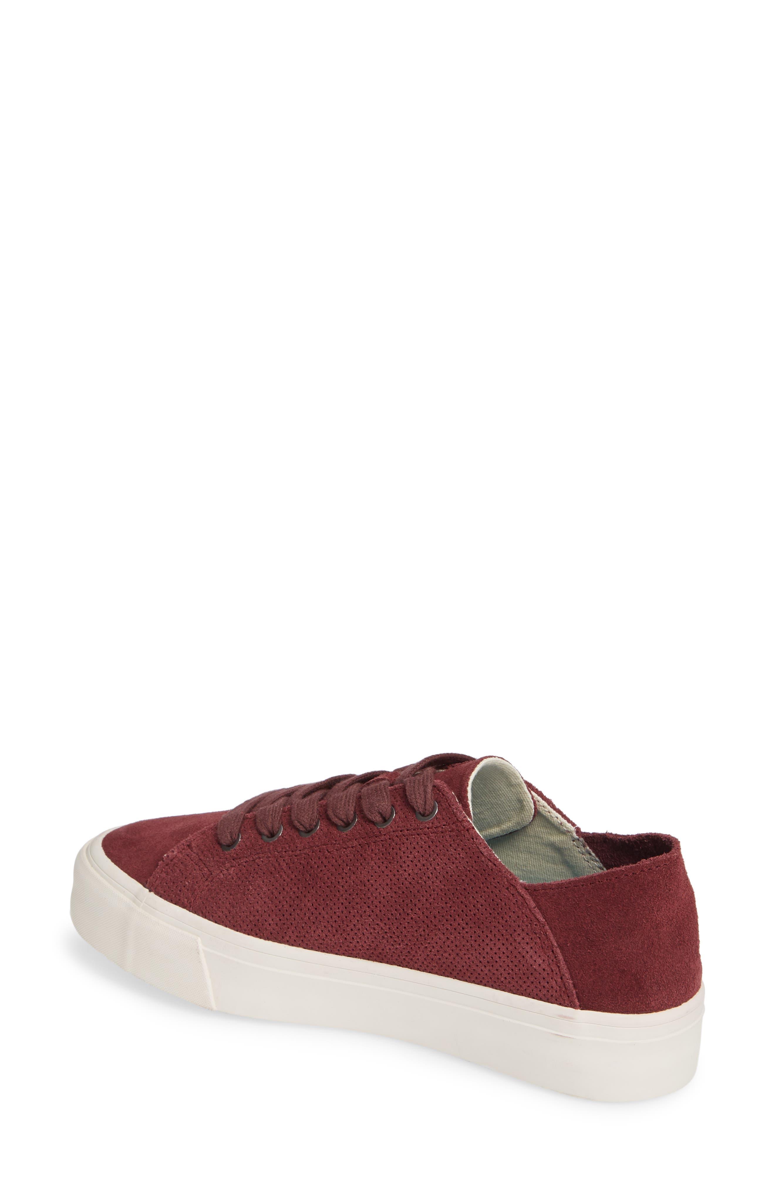 Sausalito Sneaker,                             Alternate thumbnail 2, color,                             WINE