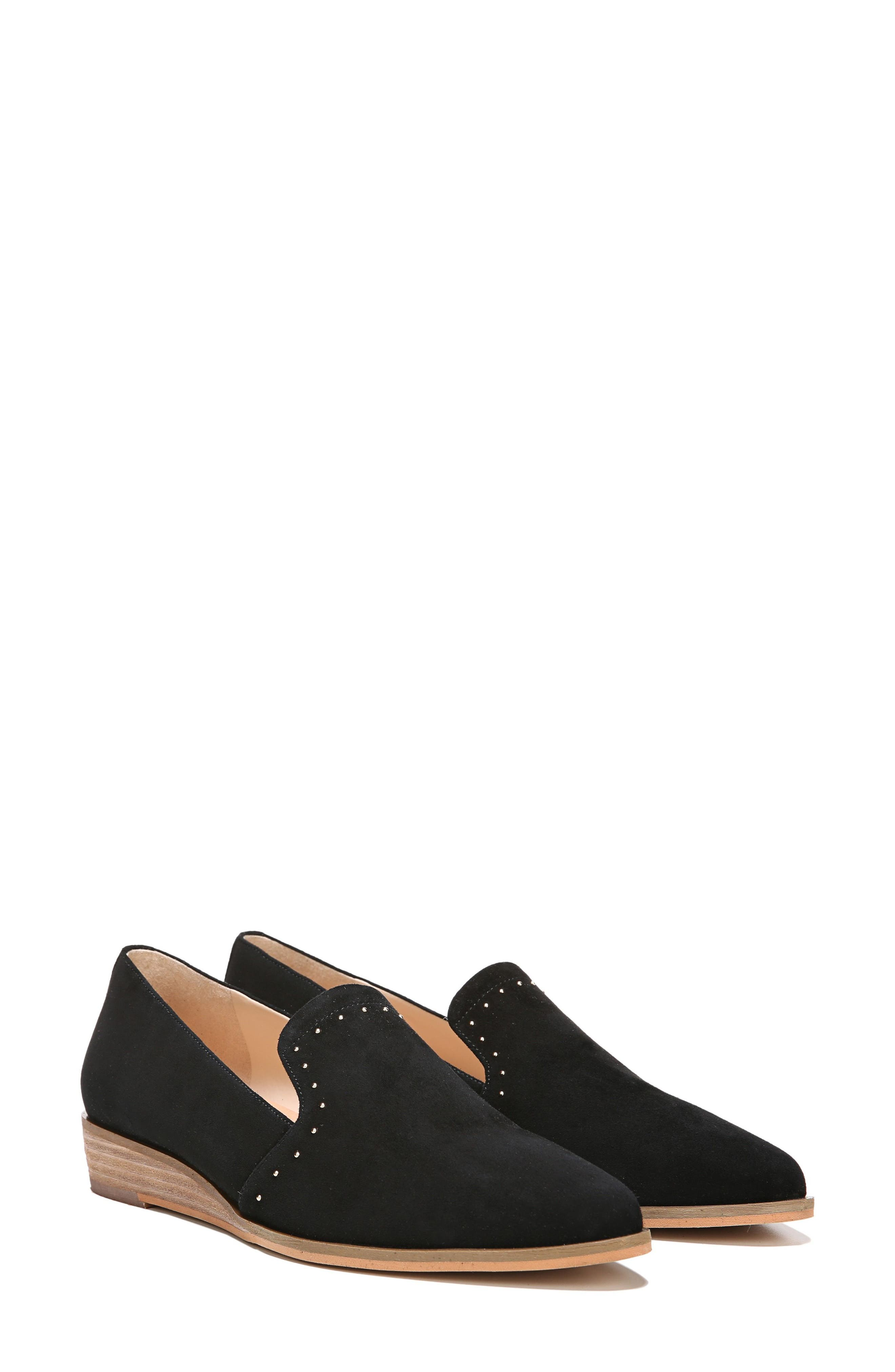 Keane Loafer Wedge,                             Alternate thumbnail 7, color,                             001