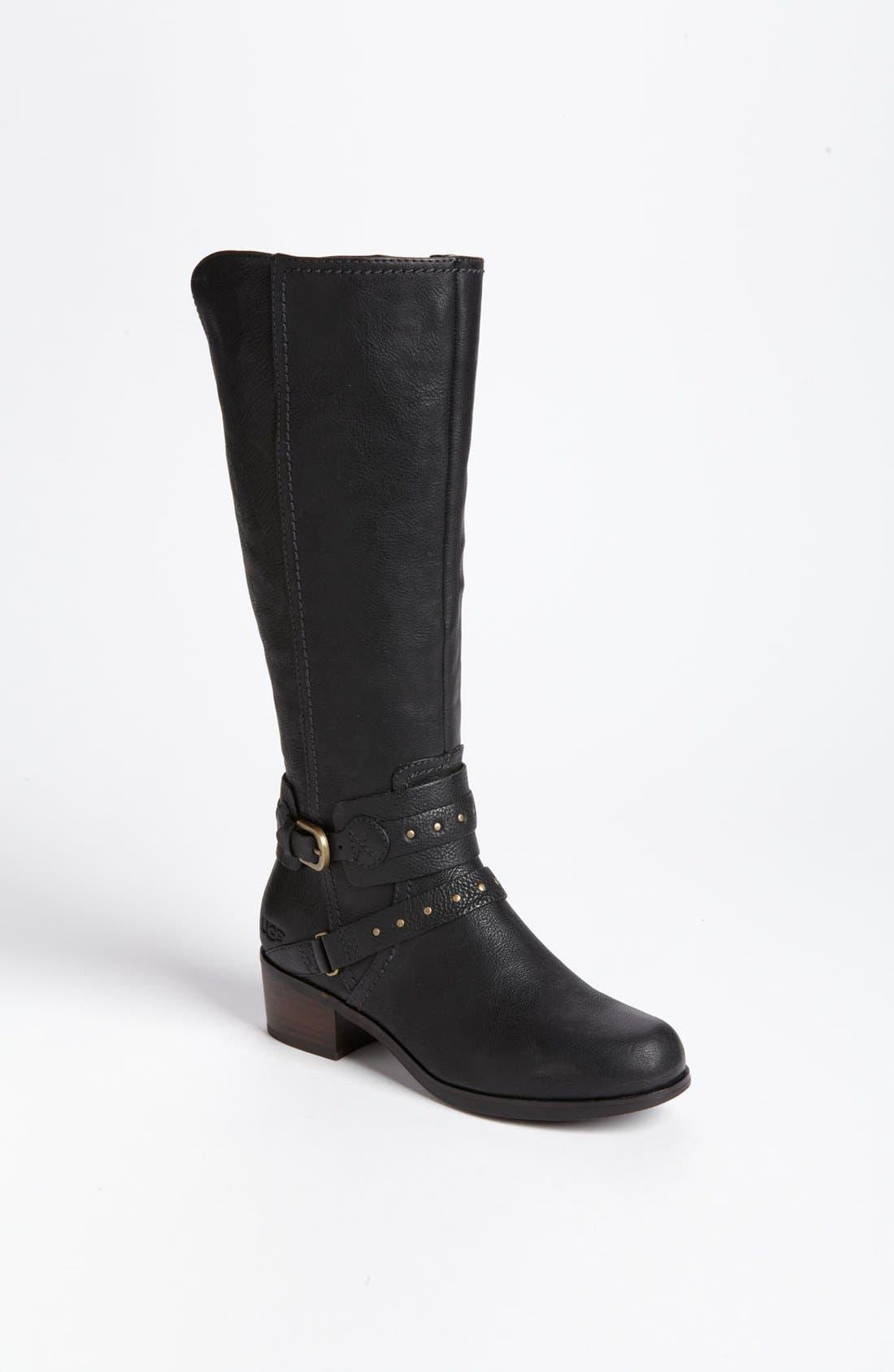 Australia 'Esplanade' Harness Boot, Main, color, 001