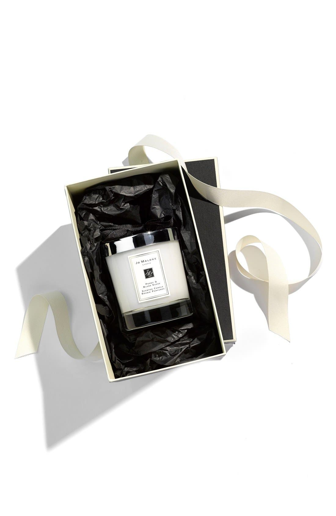 Jo Malone<sup>™</sup> Red Roses Scented Home Candle,                             Alternate thumbnail 4, color,                             NO COLOR