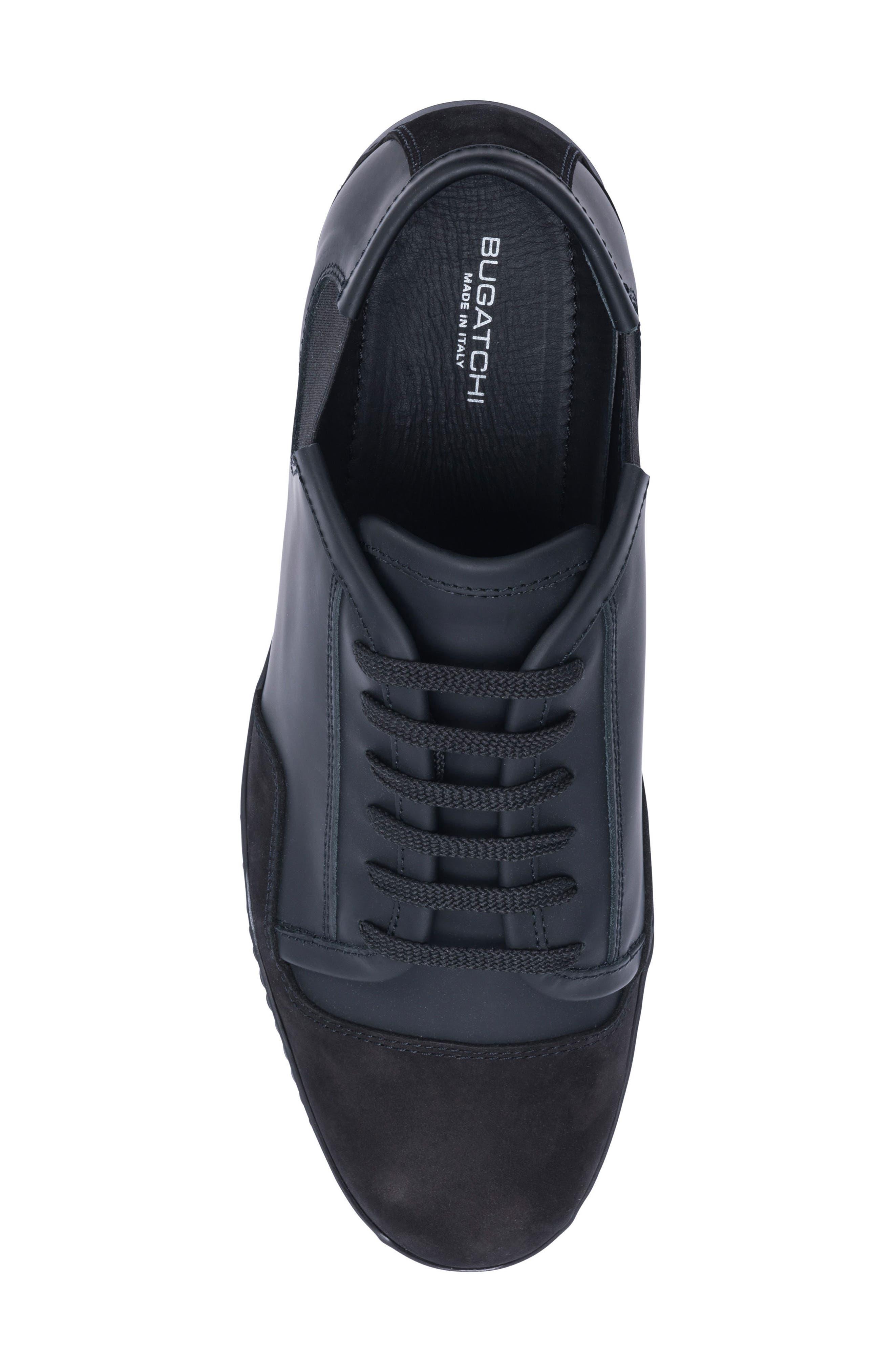 Bellagio Sneaker,                             Alternate thumbnail 5, color,                             BLACK