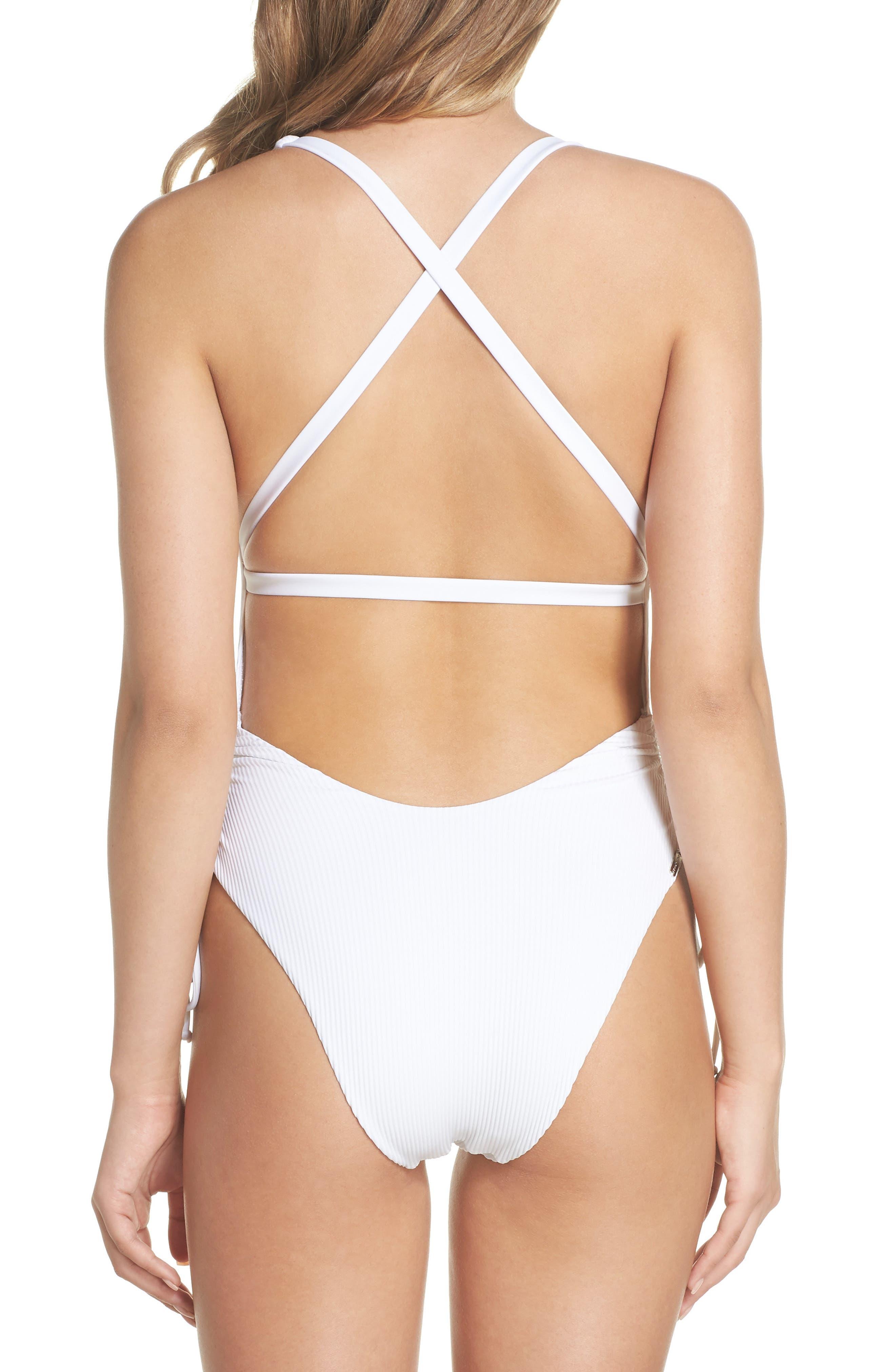 Ibiza One-Piece Swimsuit,                             Alternate thumbnail 2, color,