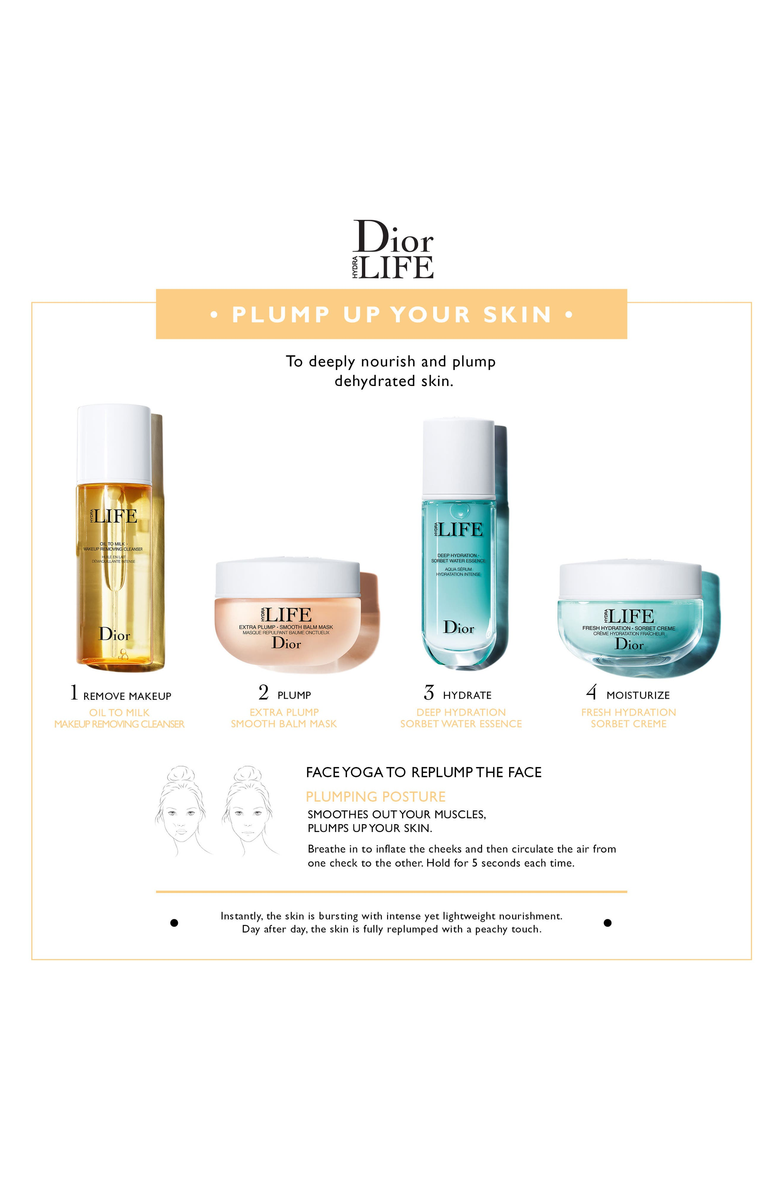 Hydra Life Deep Hydration Sorbet Water Essence,                             Alternate thumbnail 3, color,                             NO COLOR
