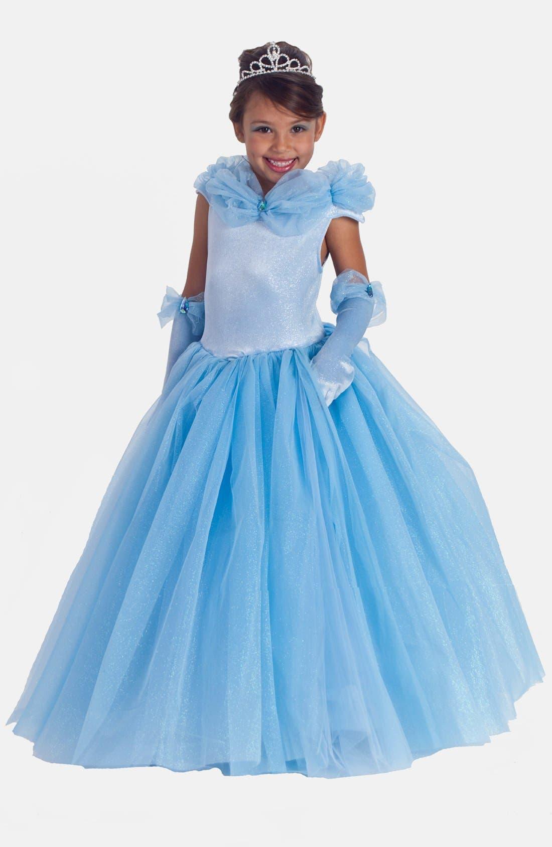 'Princess Cynthia' Gown,                         Main,                         color, 400