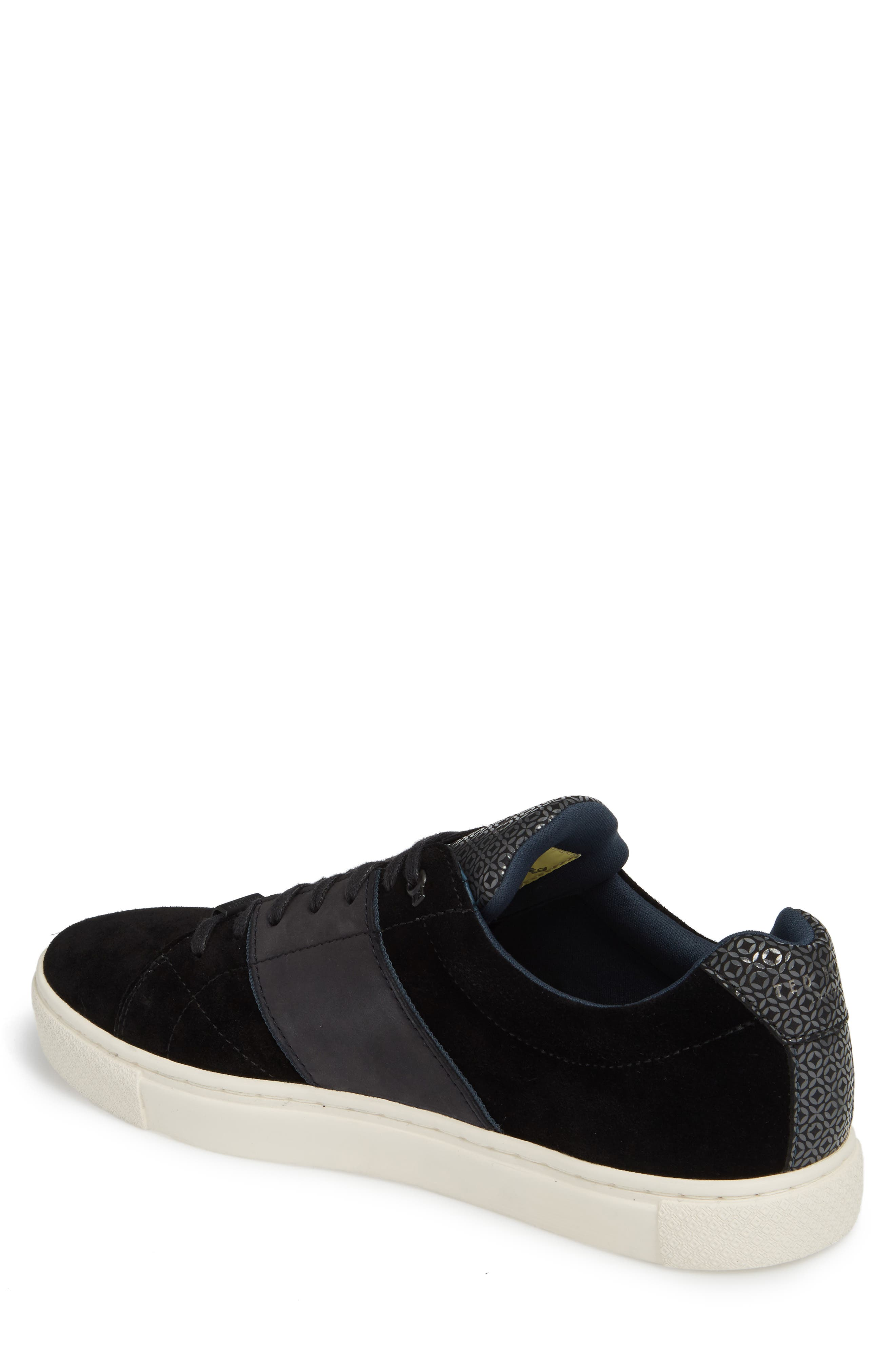 Dannez Low Top Sneaker,                             Alternate thumbnail 2, color,                             001
