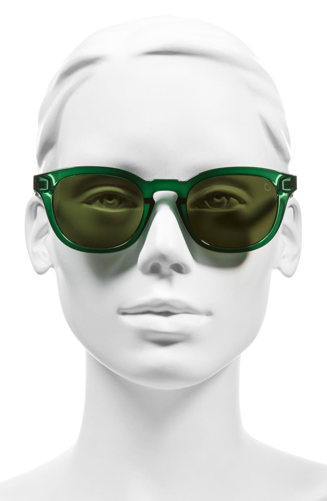 'La Txoko' 51mm Retro Sunglasses,                             Alternate thumbnail 4, color,