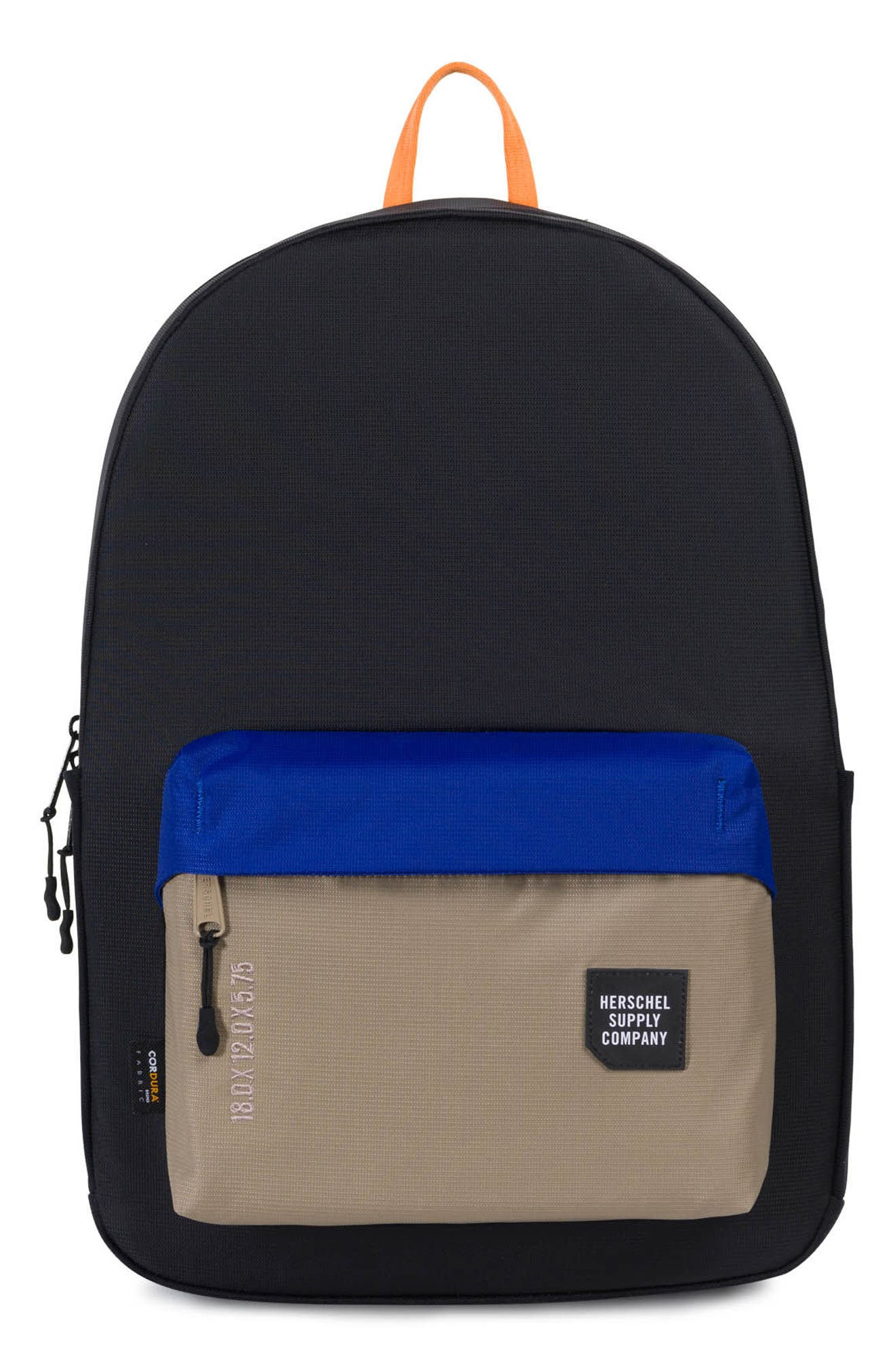 HERSCHEL SUPPLY CO.,                             Herschel Rundle Trail Collection Backpack,                             Main thumbnail 1, color,                             253