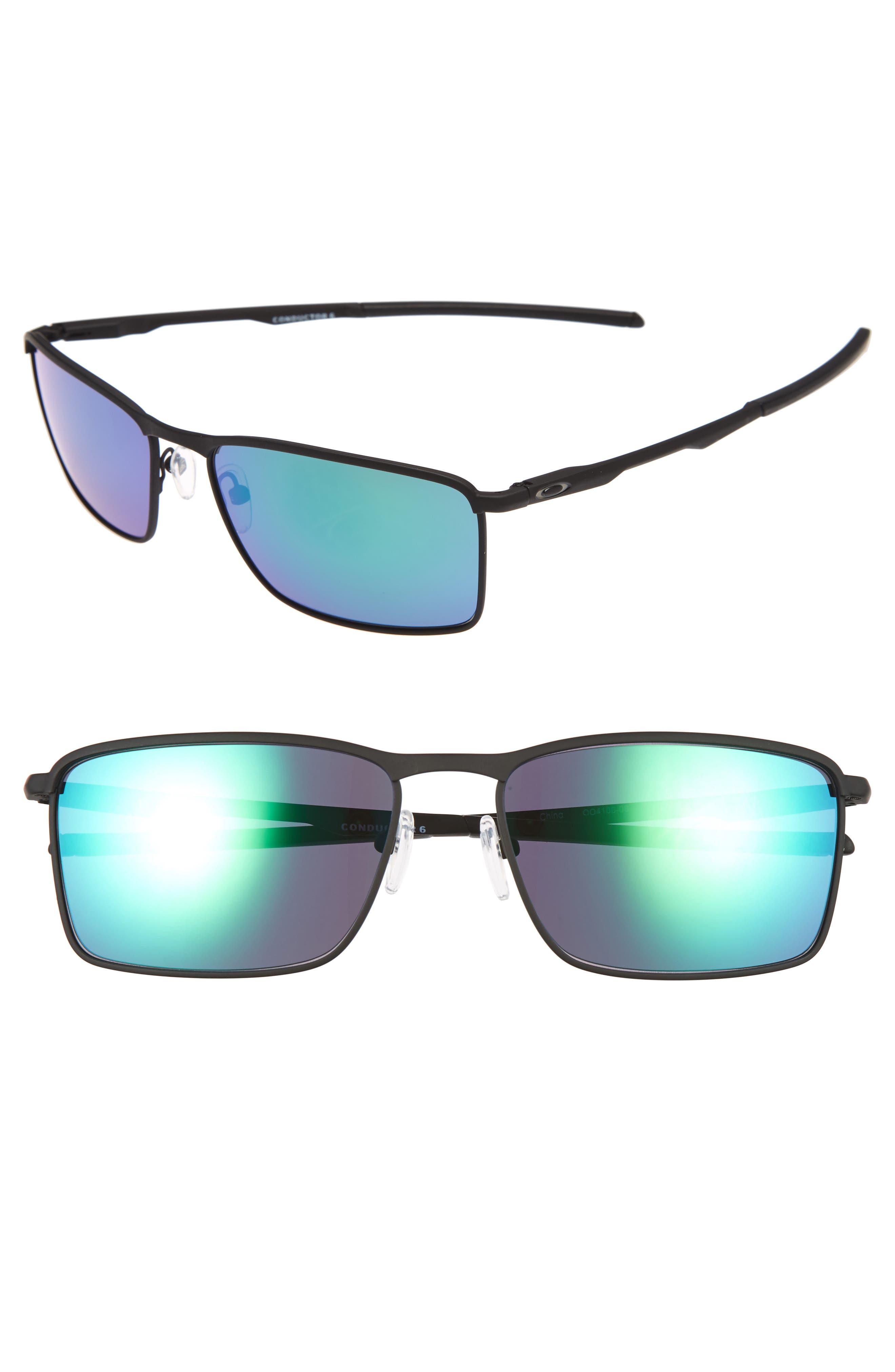 Conductor 6 58mm Polarized Sunglasses,                             Alternate thumbnail 2, color,                             001