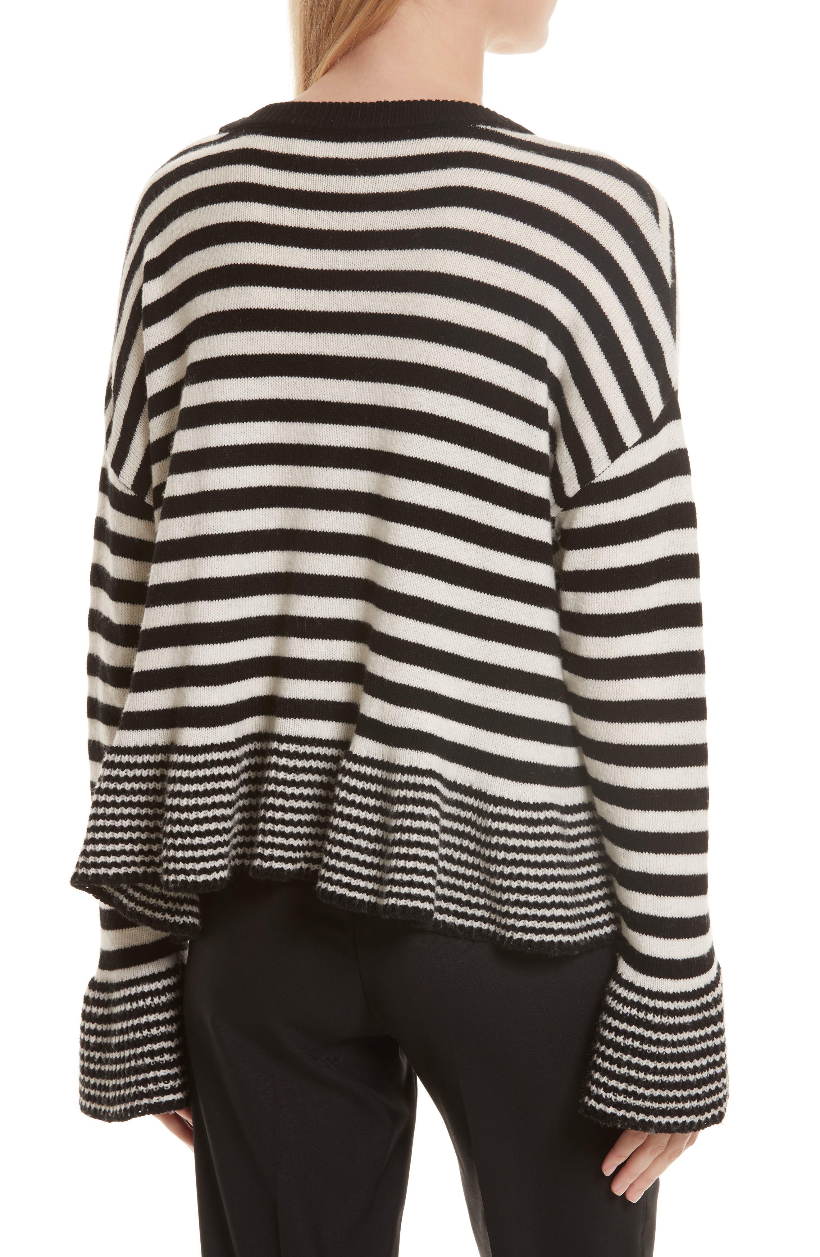 Seren Stripe Pullover,                             Alternate thumbnail 2, color,                             015