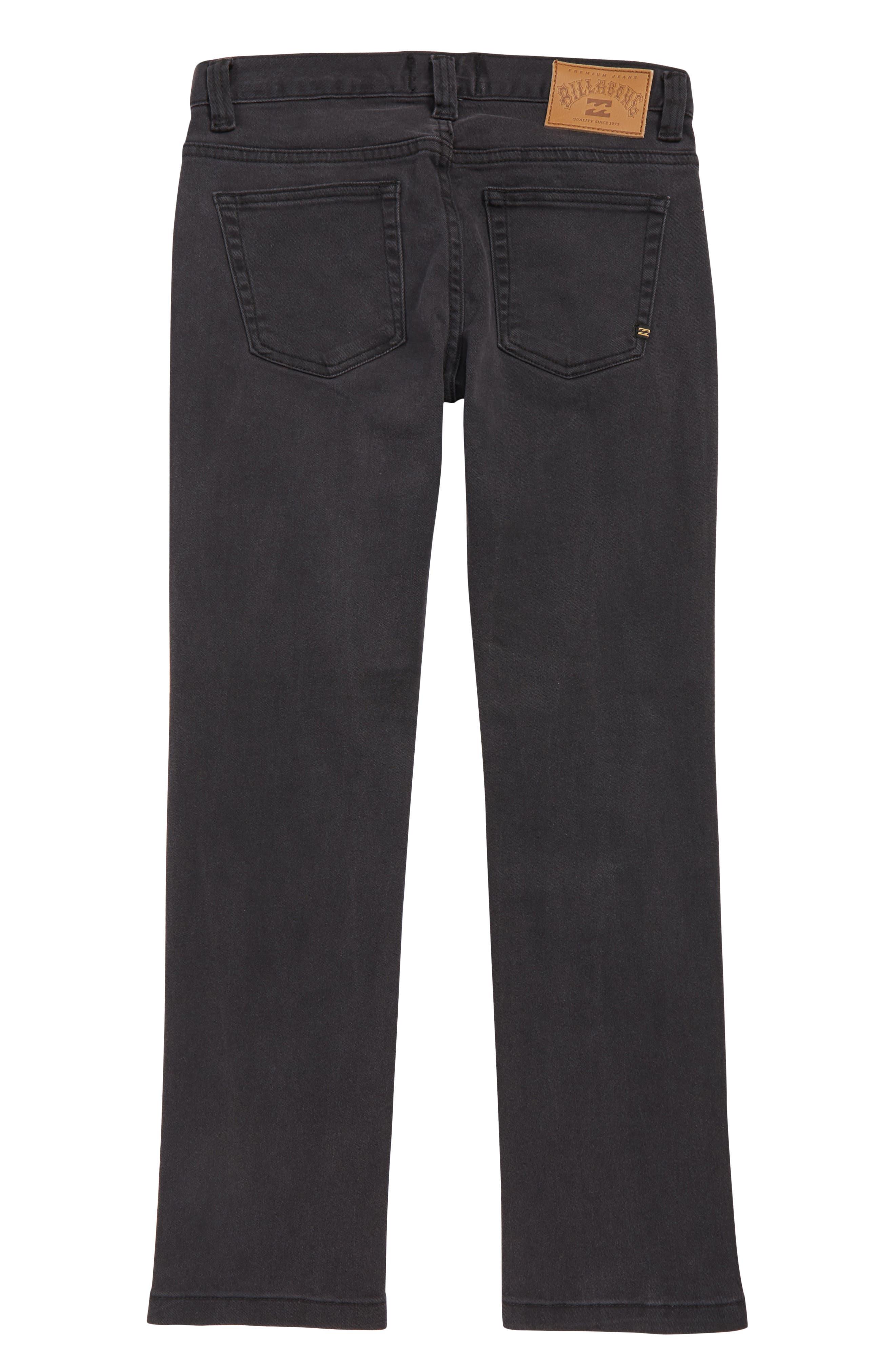 Outsider Jeans,                             Alternate thumbnail 2, color,                             OIL SPILL