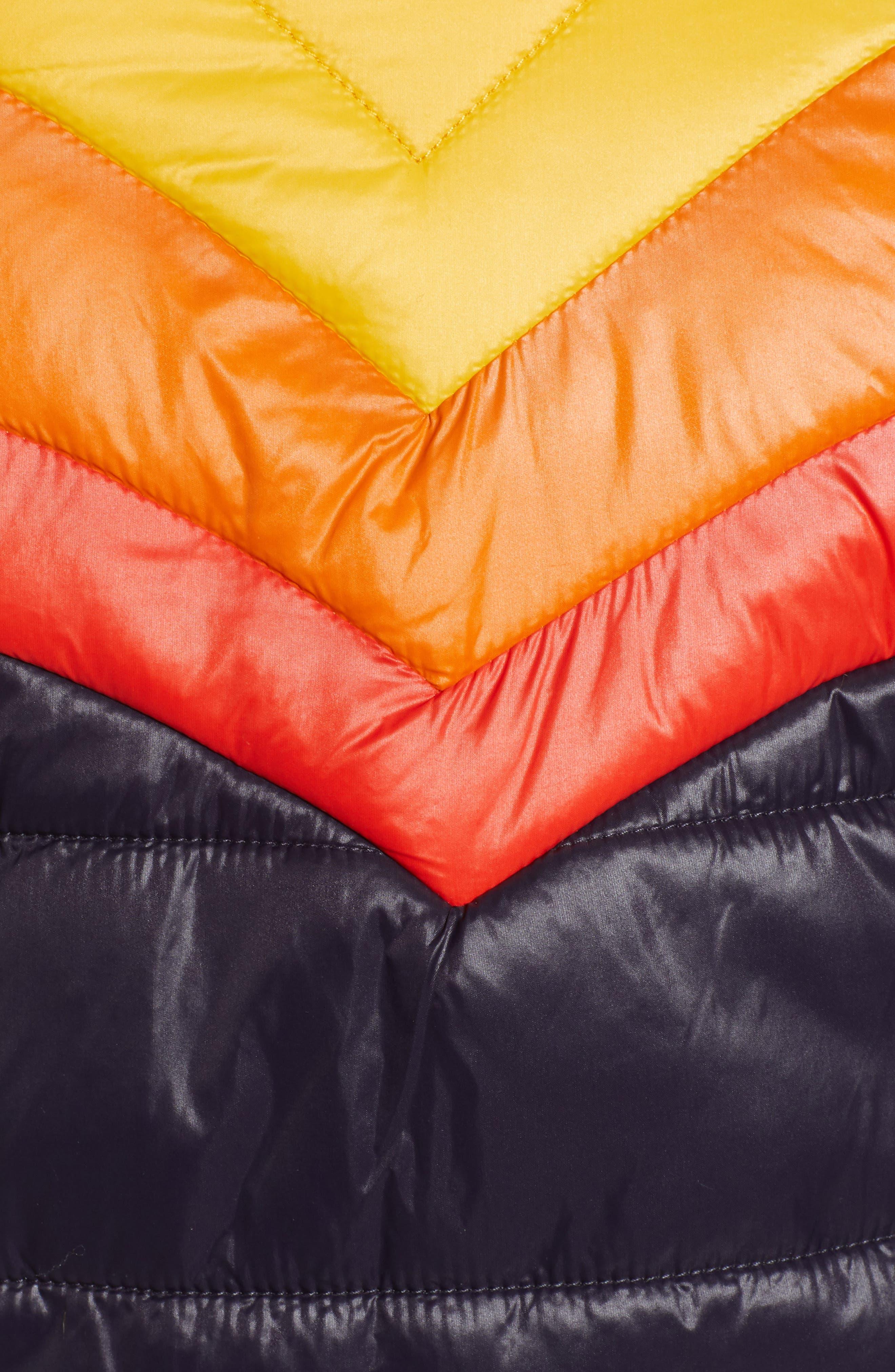 Early Riser Puffer Coat,                             Alternate thumbnail 7, color,                             460