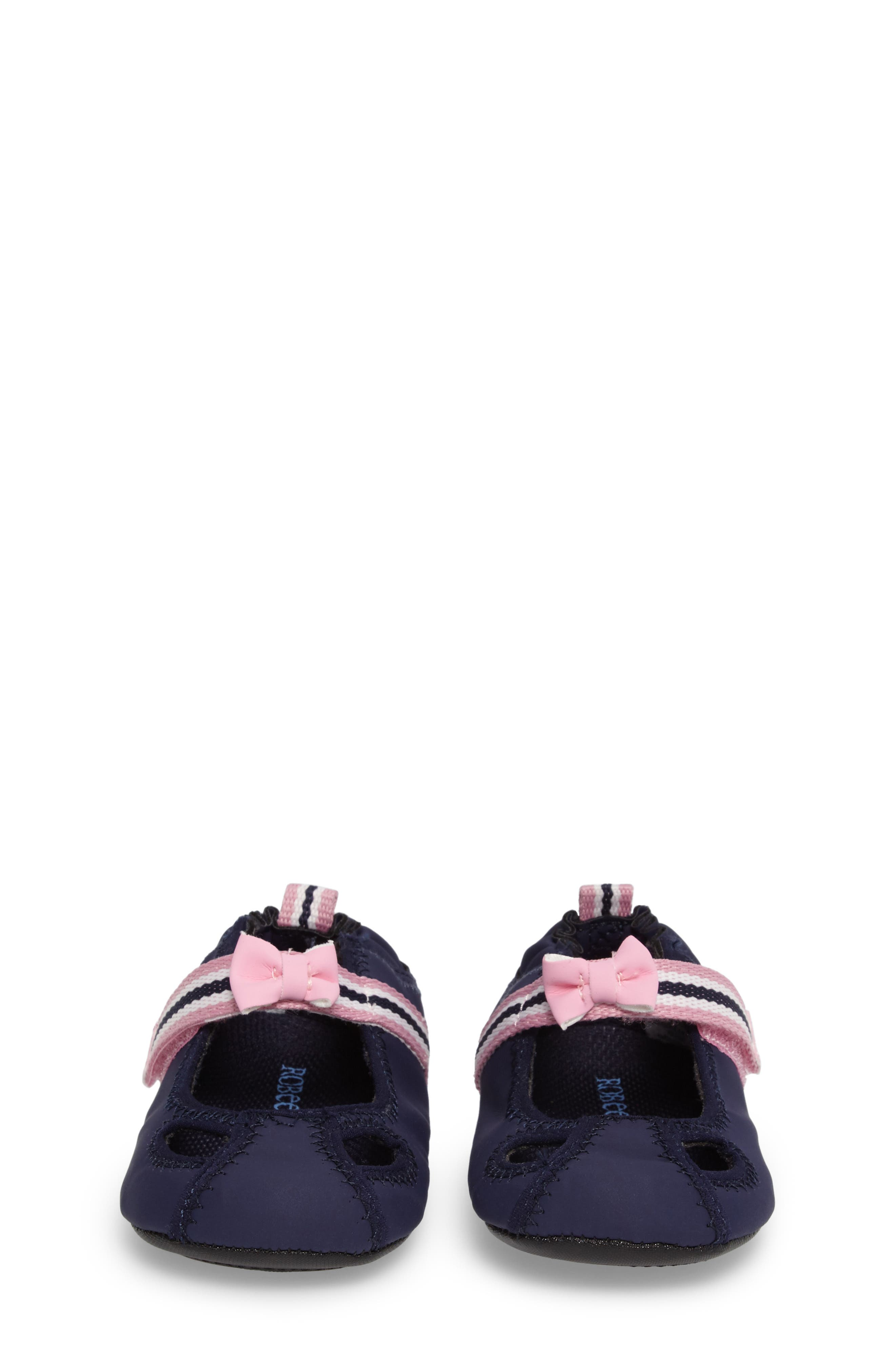 Wave Catcher Crib Shoe,                             Alternate thumbnail 4, color,                             410