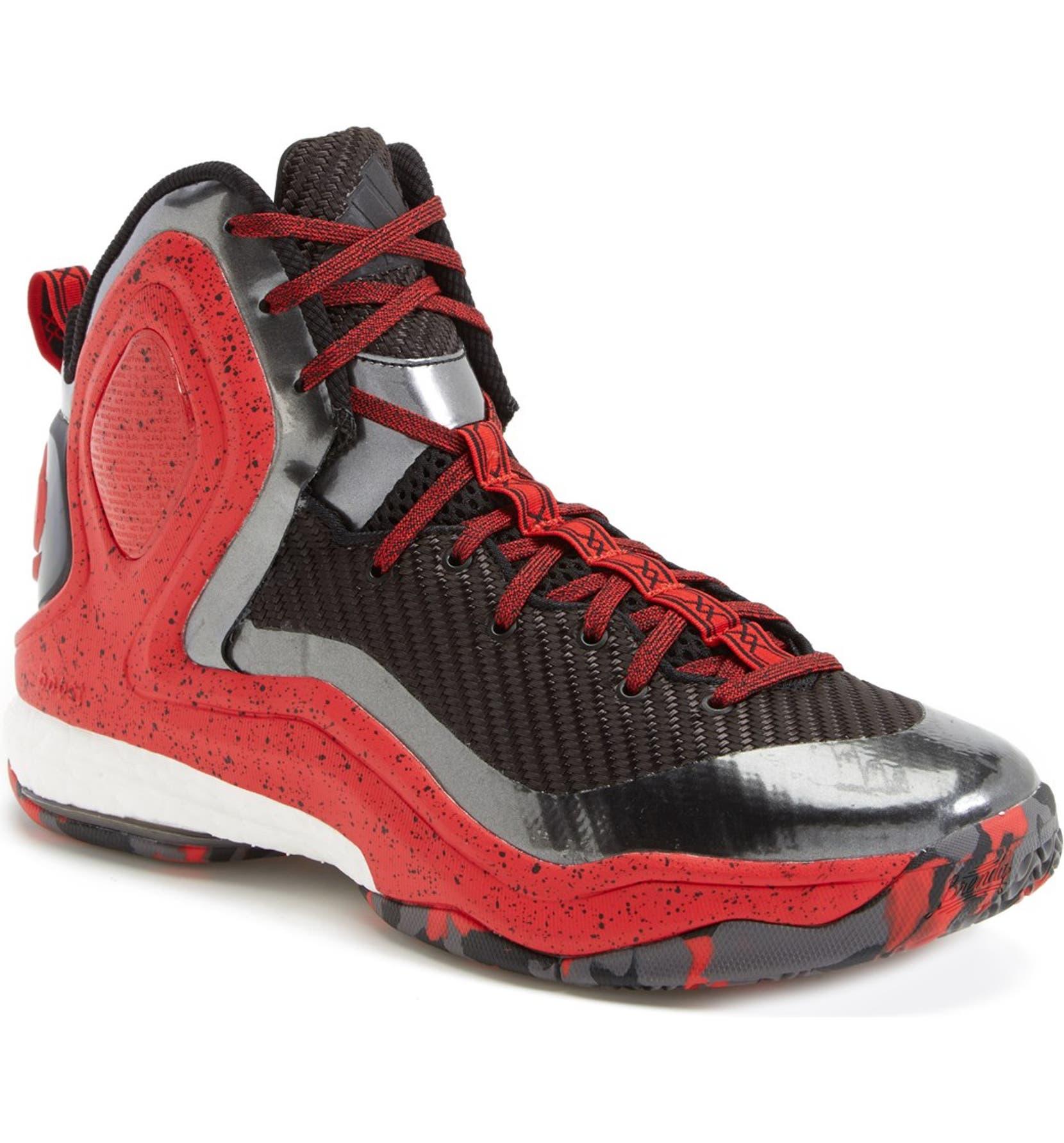 buy popular 68078 768c7 adidas D Rose 5 - Boost Woven Basketball Shoe (Men)  Nordstr