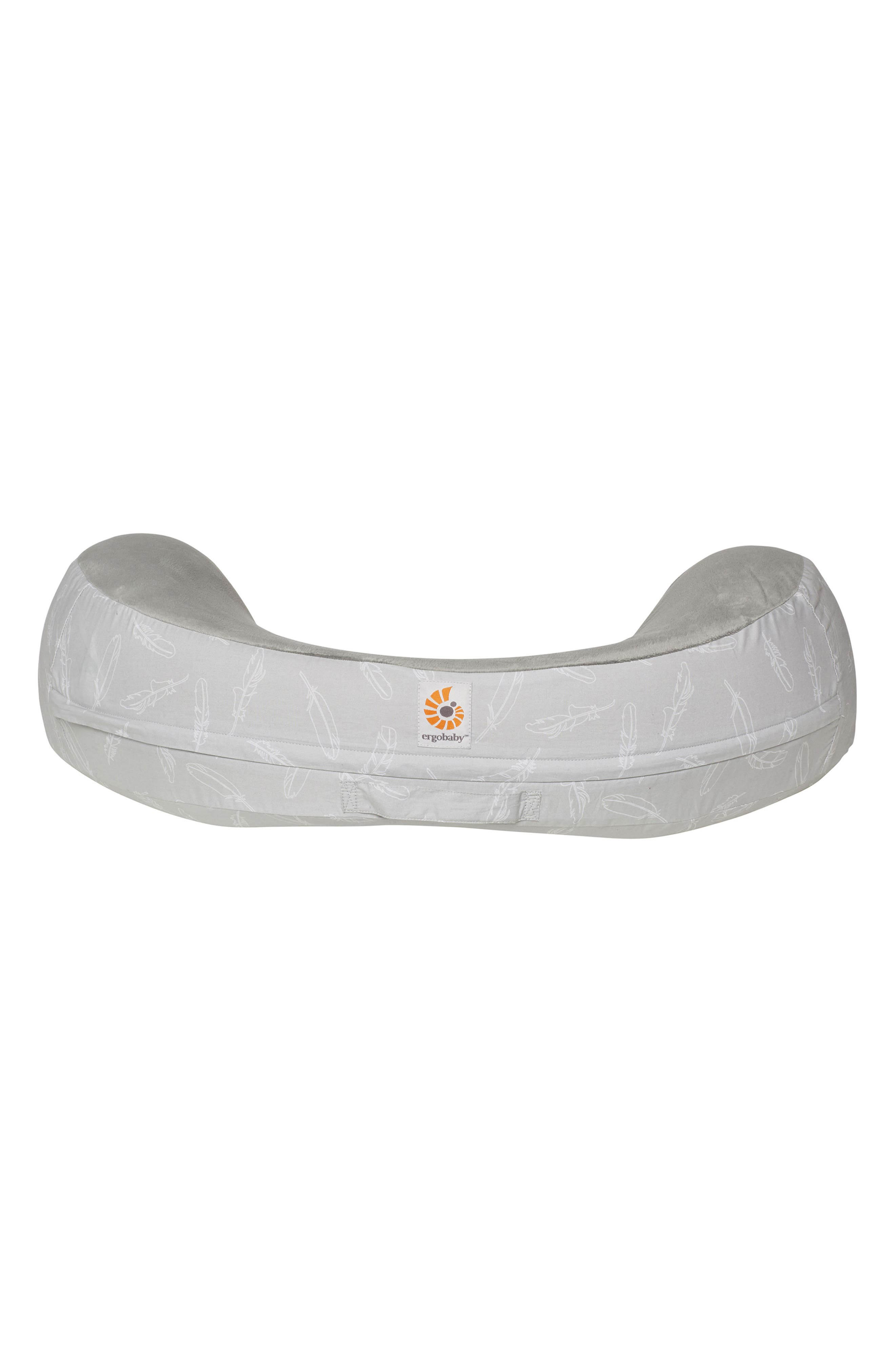 Natural Curve Nursing Pillow,                             Main thumbnail 1, color,                             020