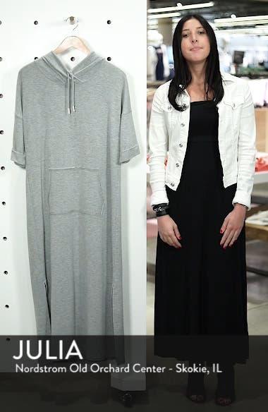 Off-Duty Knit Maxi Dress, sales video thumbnail