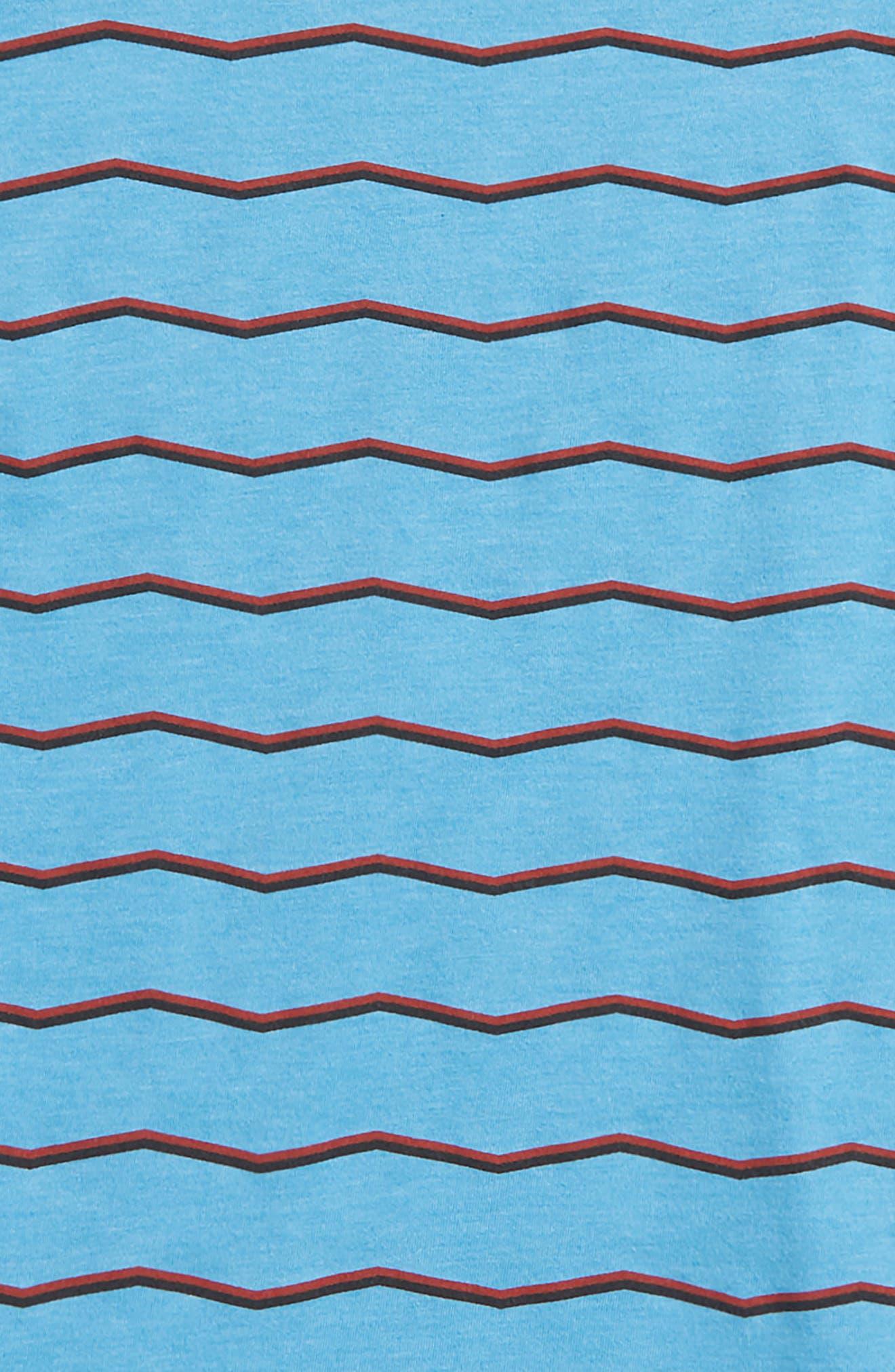 Stripe Shirt,                             Alternate thumbnail 2, color,                             460