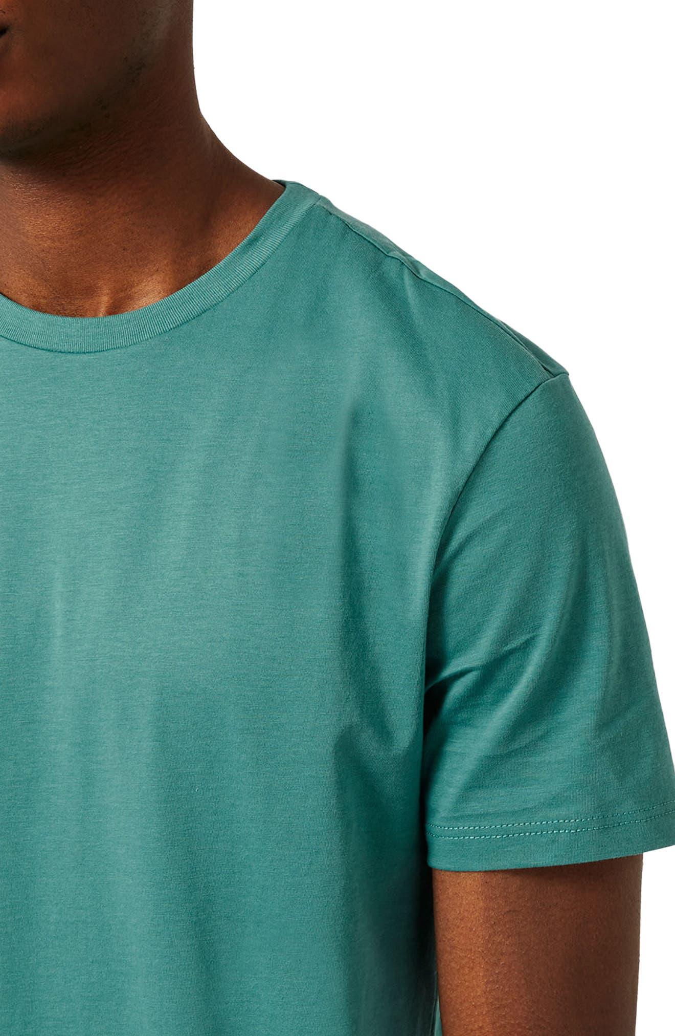Slim Fit Crewneck T-Shirt,                             Alternate thumbnail 242, color,