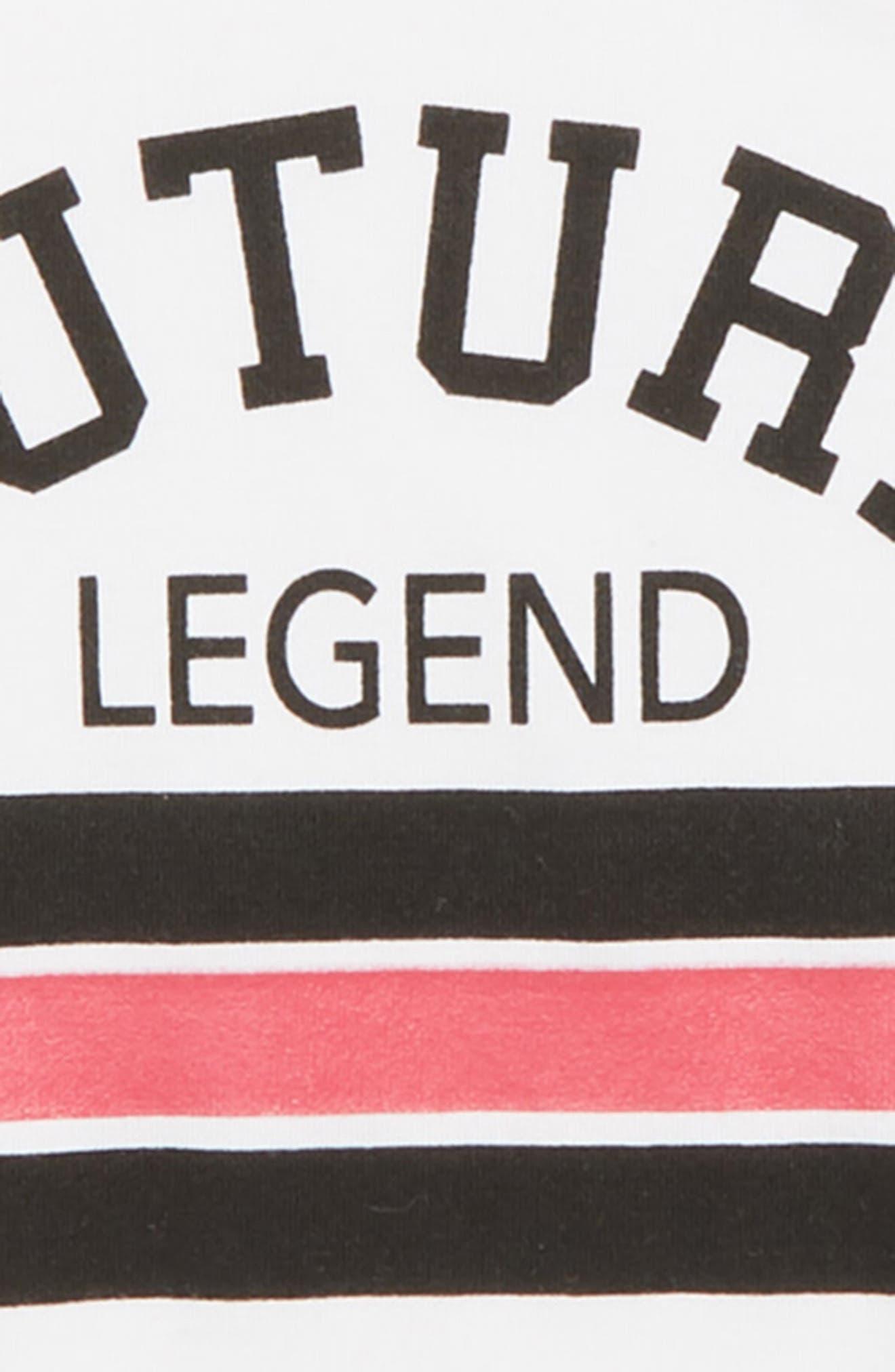 Future Legend Graphic Tee,                             Alternate thumbnail 2, color,                             115