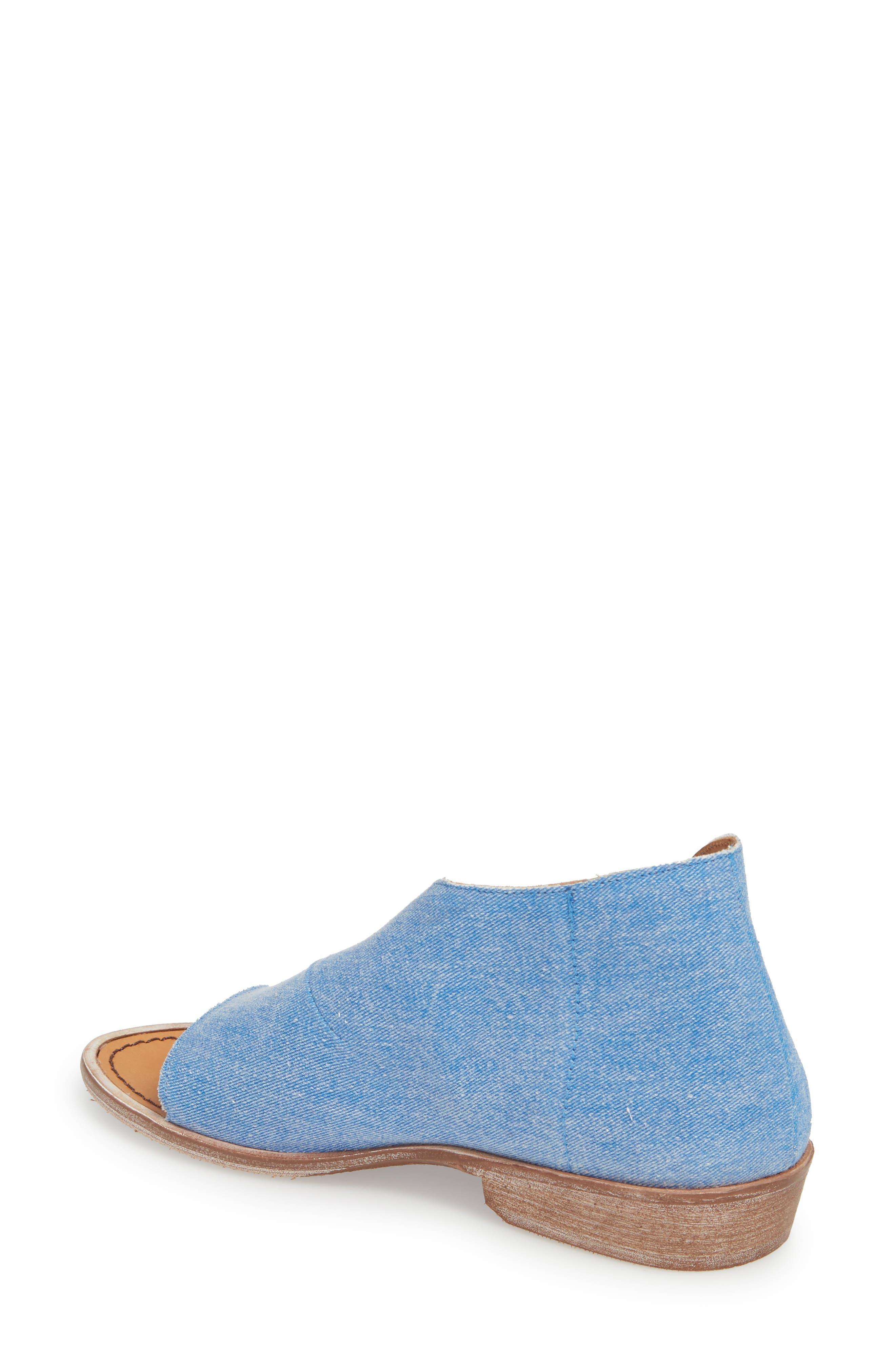 'Mont Blanc' Asymmetrical Sandal,                             Alternate thumbnail 19, color,