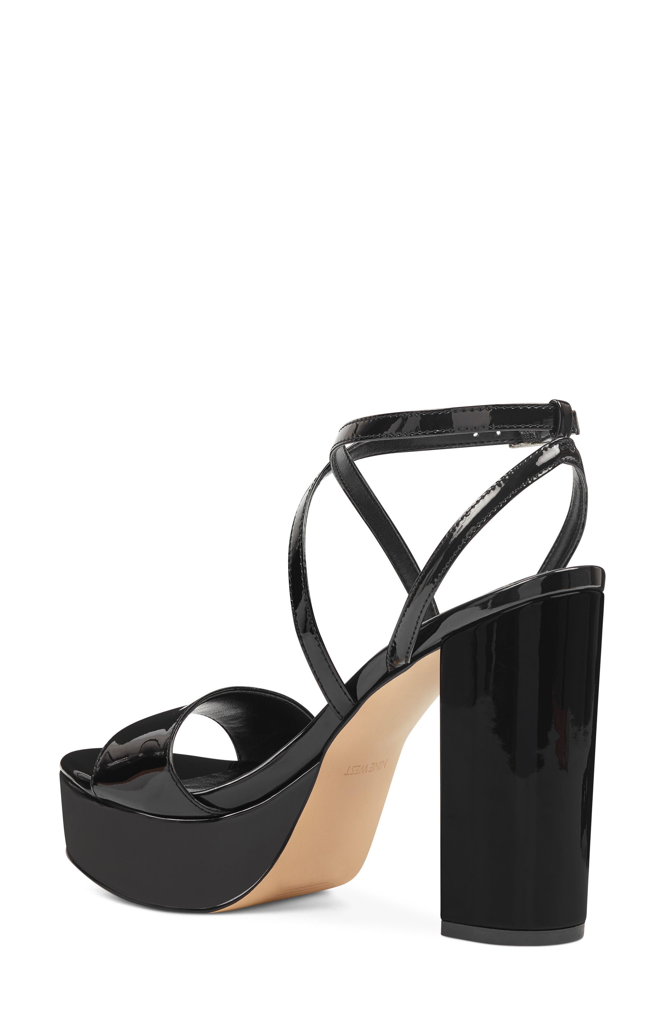 Markando Platform Sandal,                             Alternate thumbnail 2, color,                             001