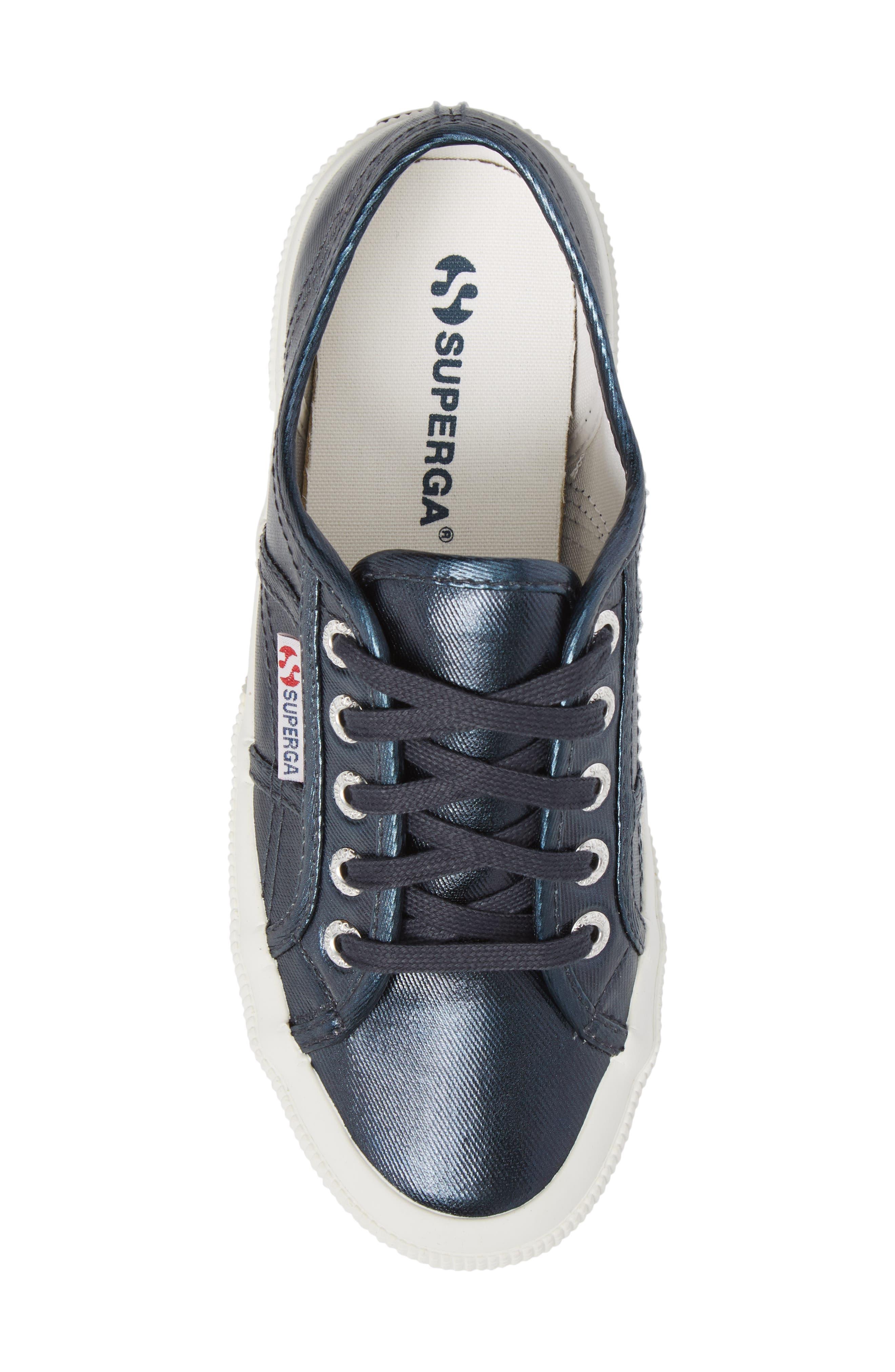 'Cotmetu' Metallic Sneaker,                             Alternate thumbnail 5, color,                             478