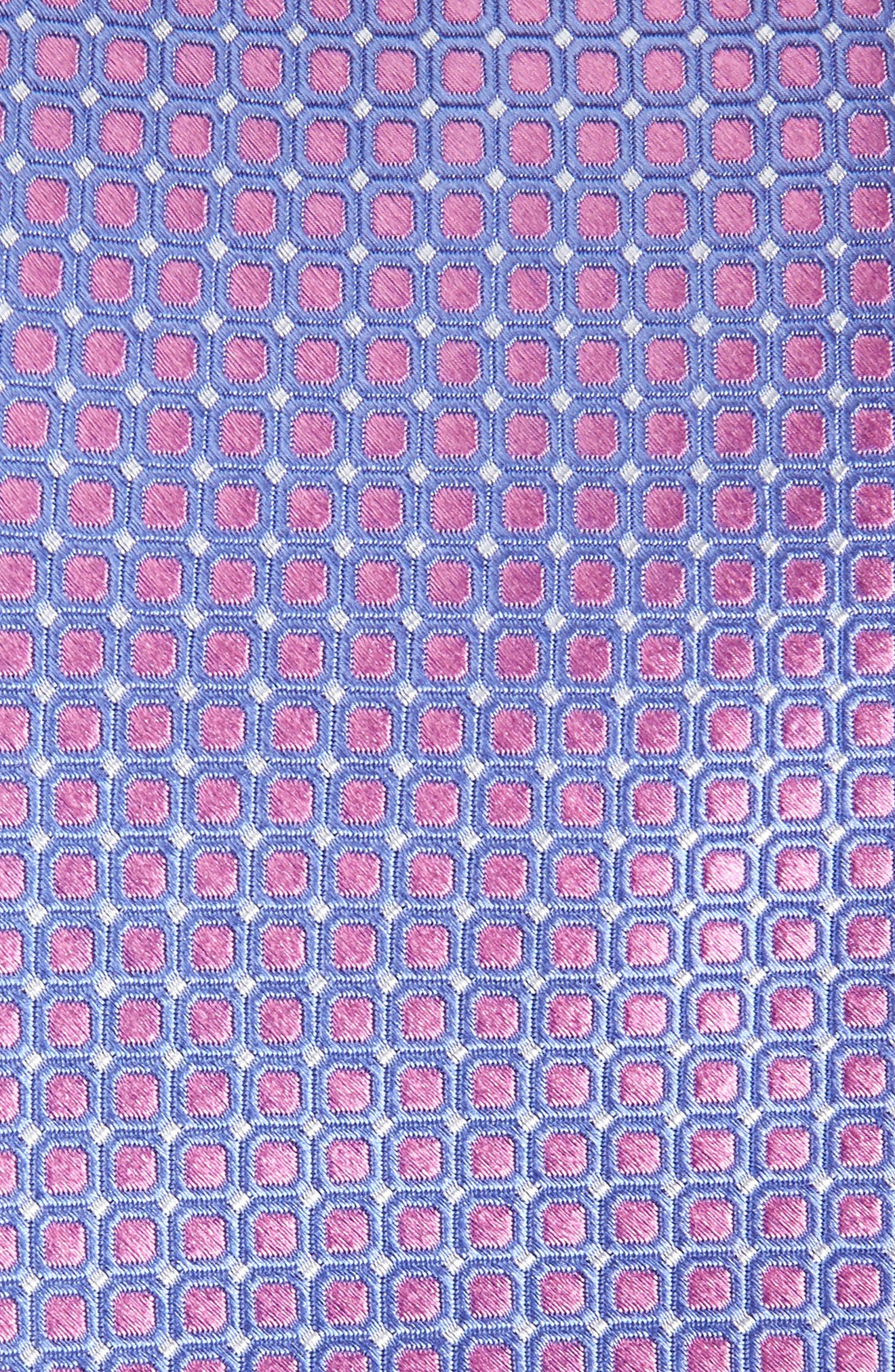 Laguna Check Silk Tie,                             Alternate thumbnail 16, color,