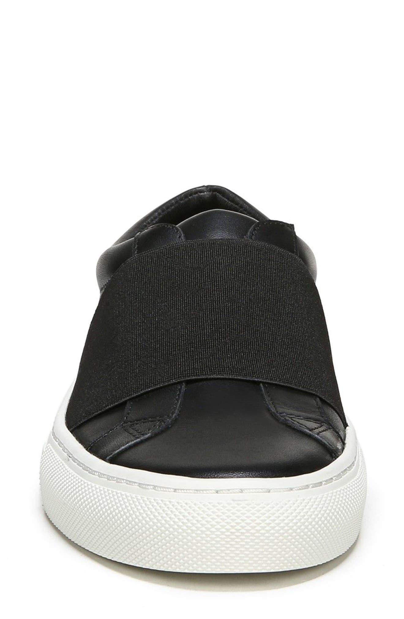 Saran Slip-On Sneaker,                             Alternate thumbnail 4, color,                             003