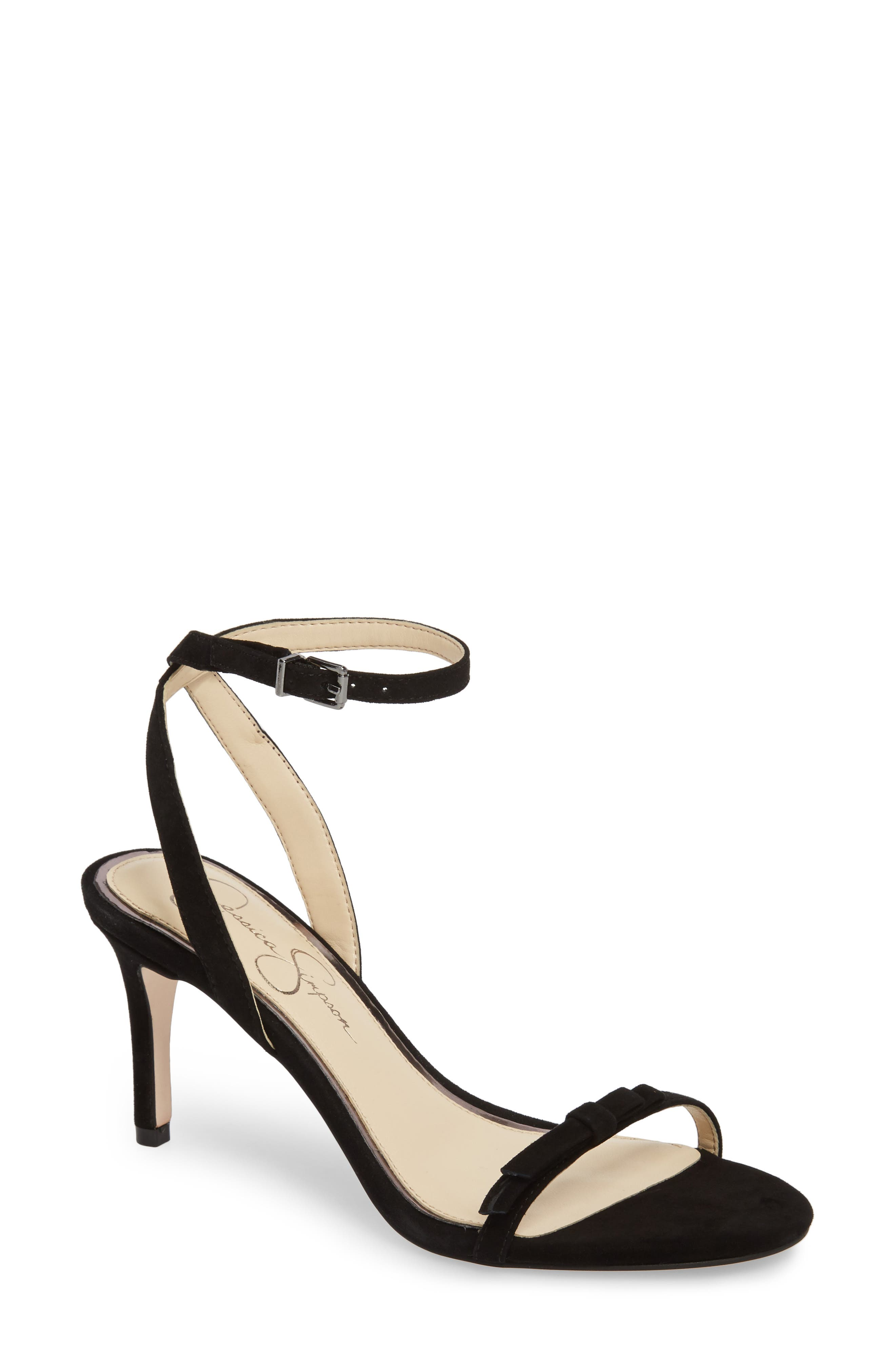 Purella Sandal,                         Main,                         color, BLACK
