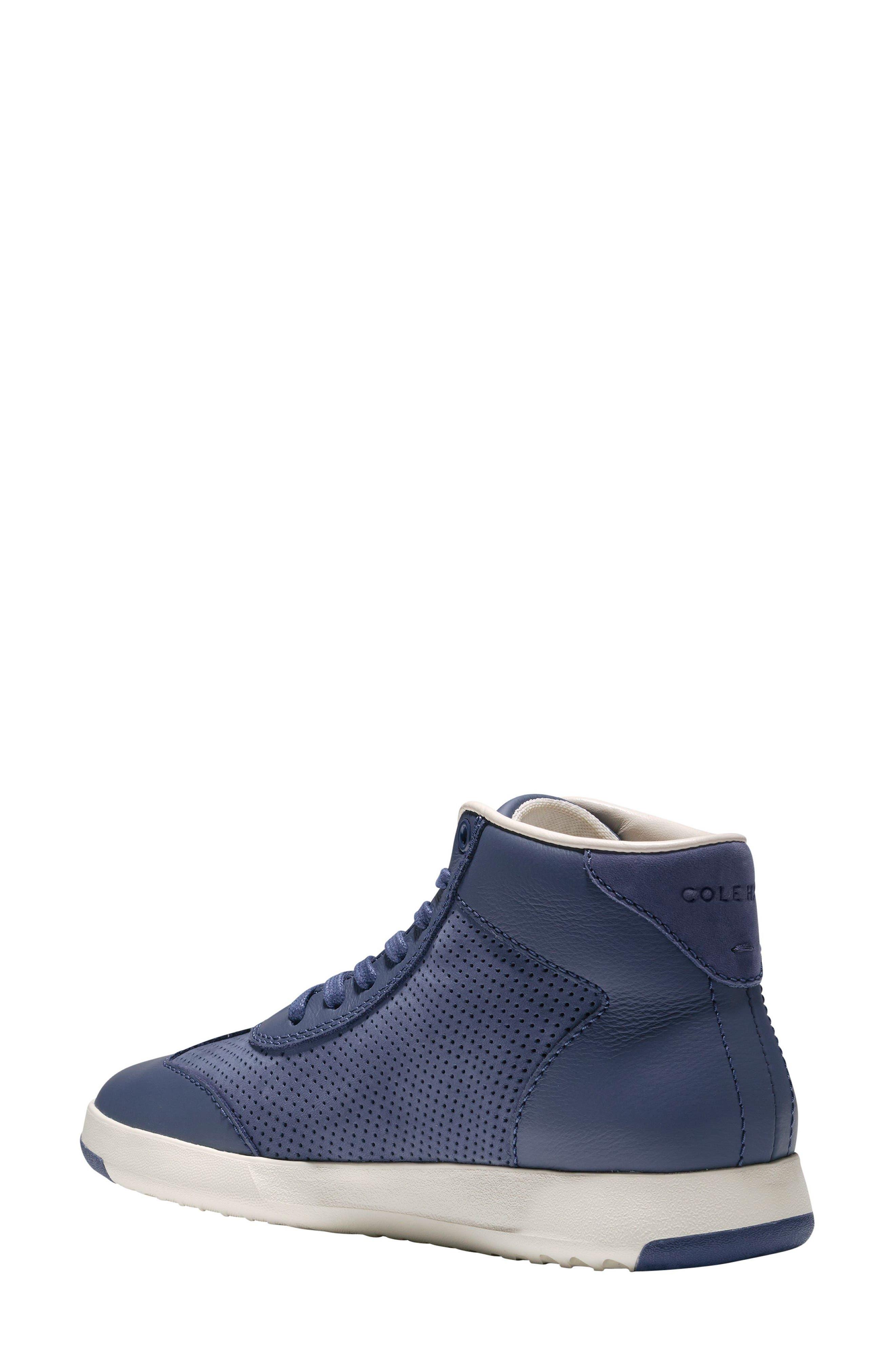 GrandPro High Top Sneaker,                             Alternate thumbnail 6, color,