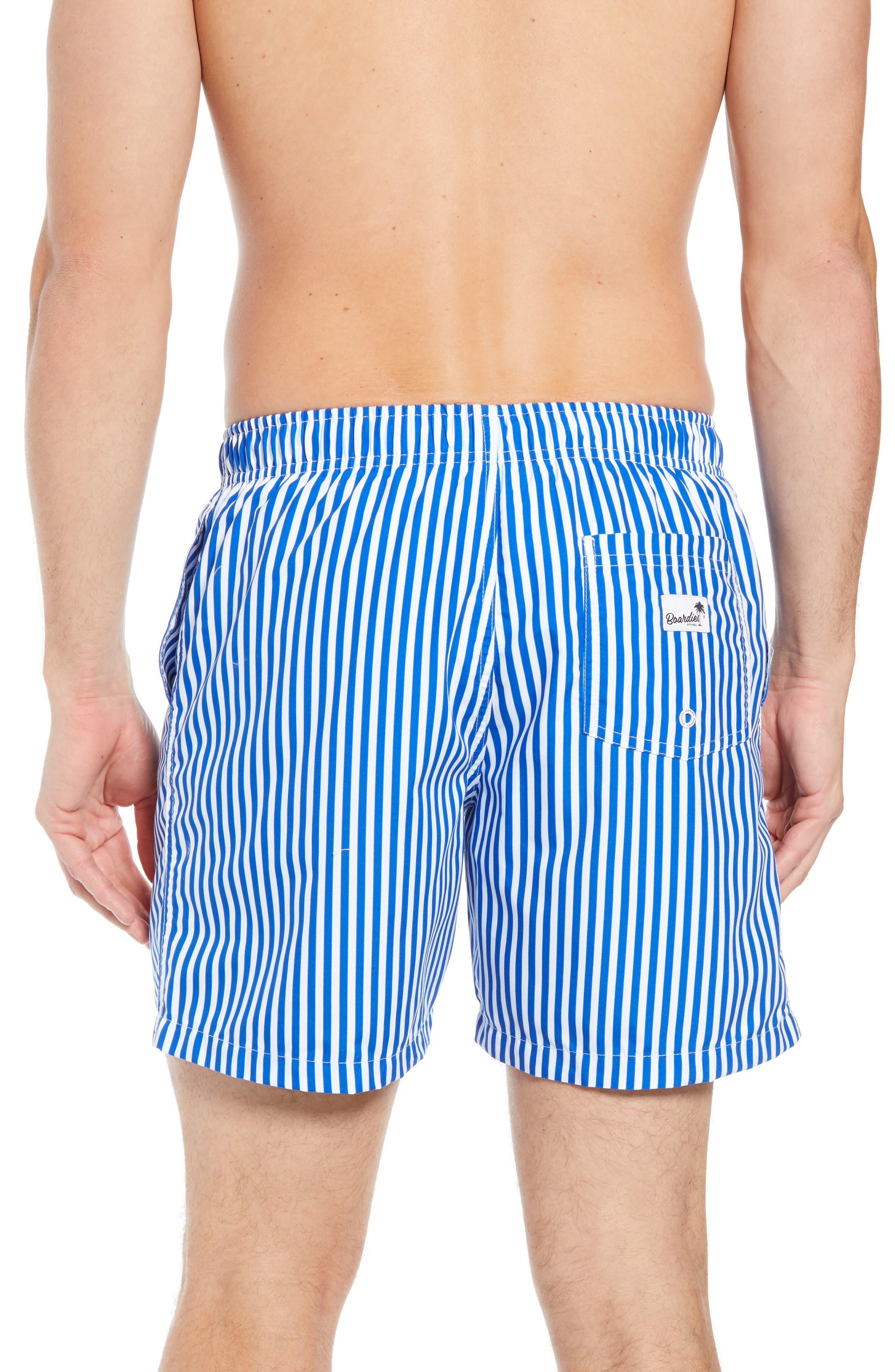 Deck Stripes Swim Trunks,                             Alternate thumbnail 2, color,                             400