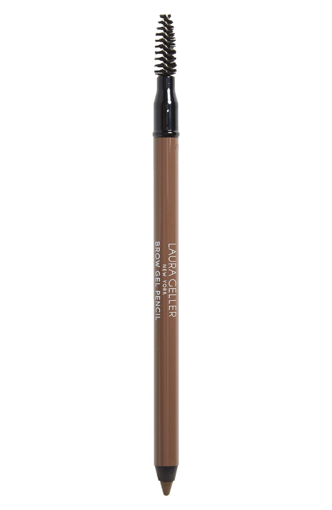 Brow Gel Pencil,                             Main thumbnail 1, color,                             BLONDE