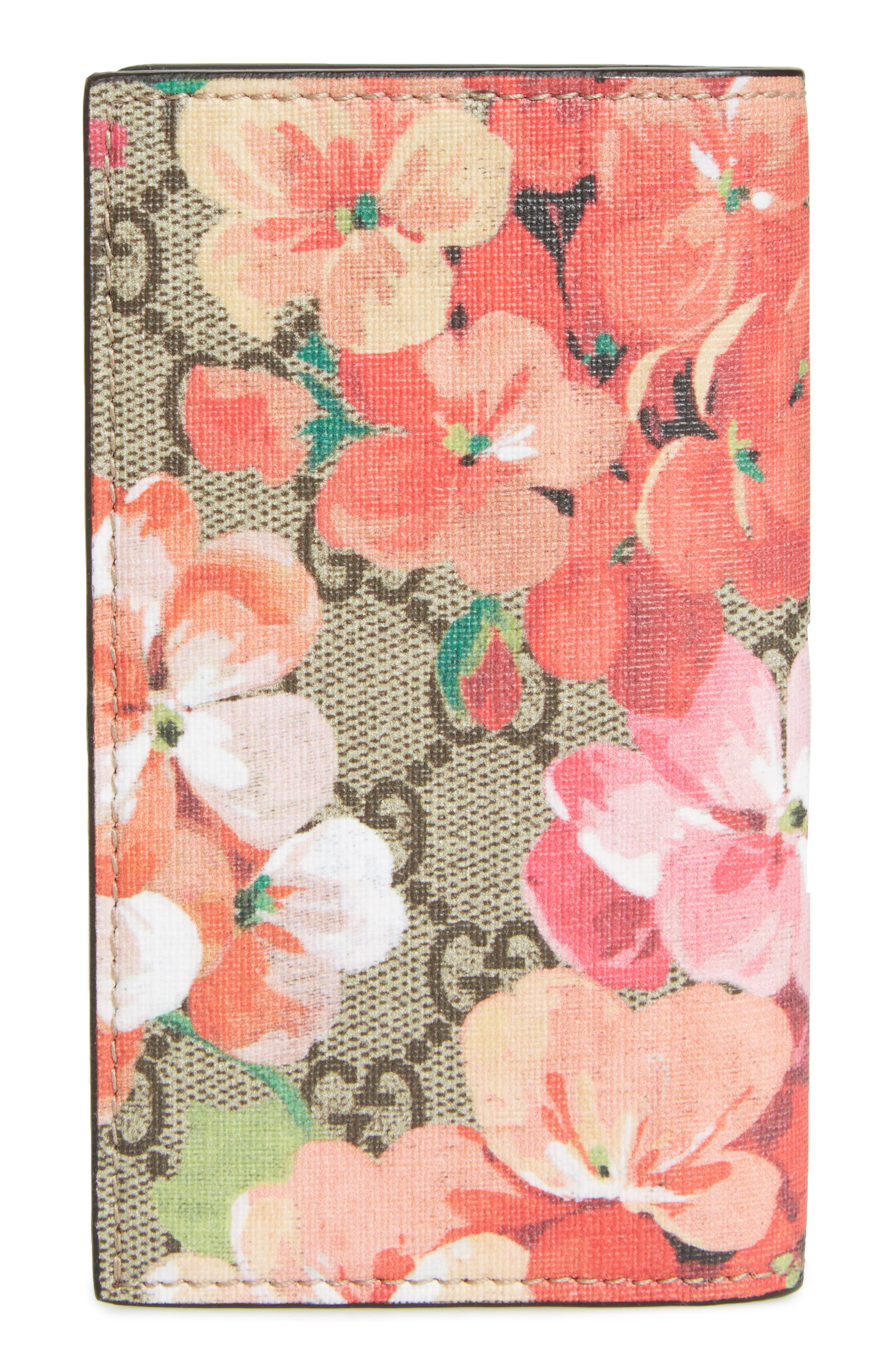 GG Blooms iPhone 7 Folio,                             Alternate thumbnail 2, color,                             650