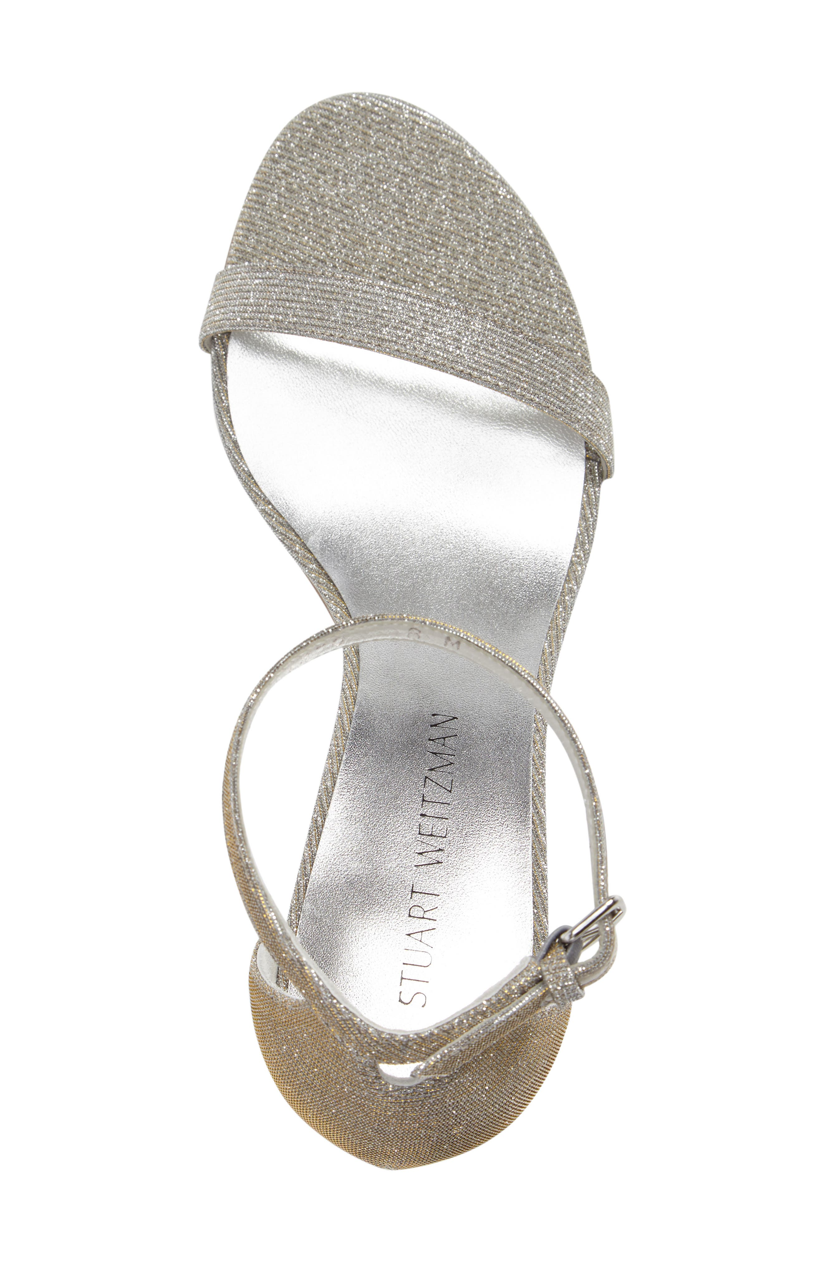 NearlyNude Ankle Strap Sandal,                             Alternate thumbnail 68, color,