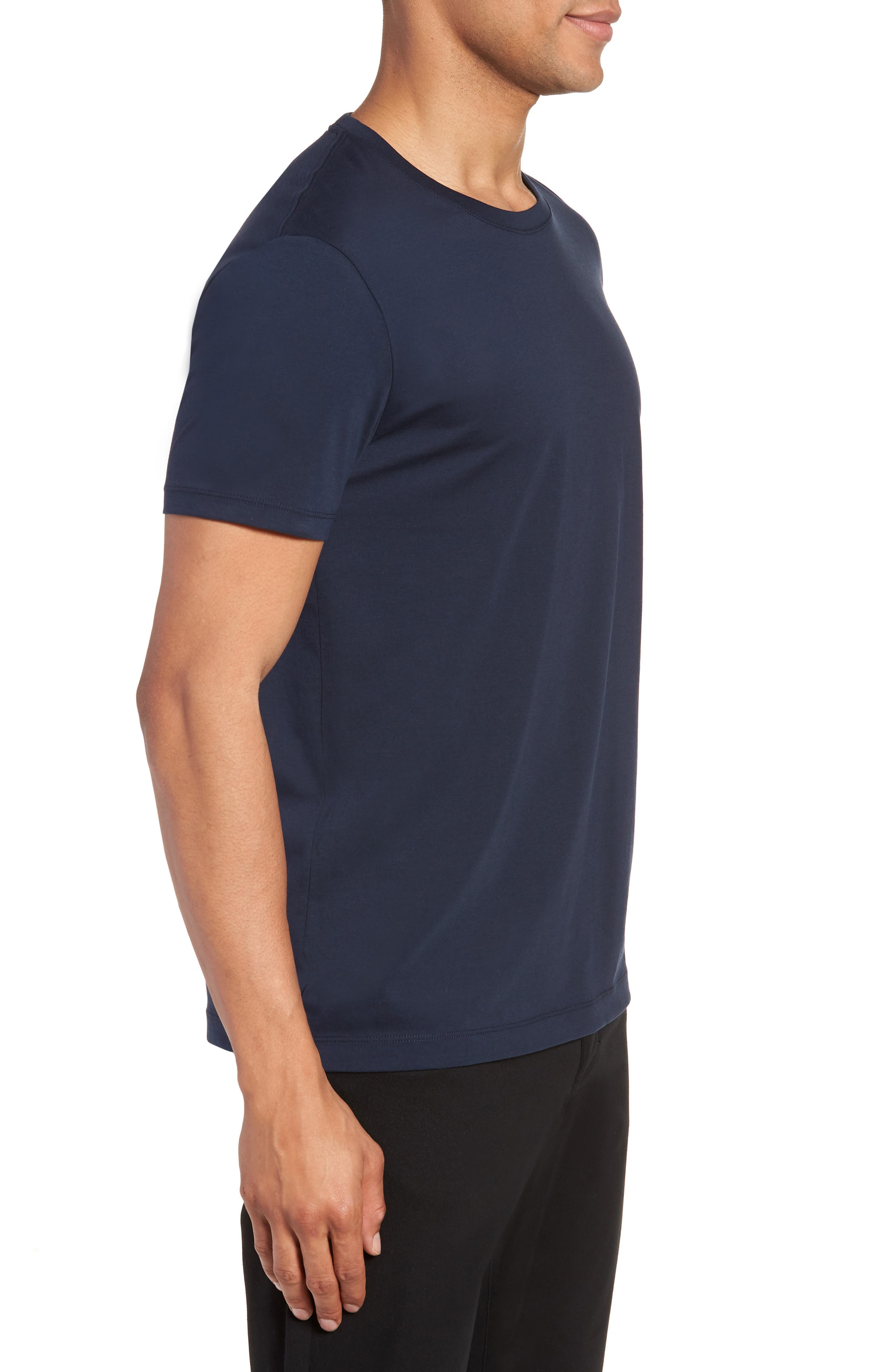 Tiburt Regular Fit Crewneck T-Shirt,                             Alternate thumbnail 9, color,