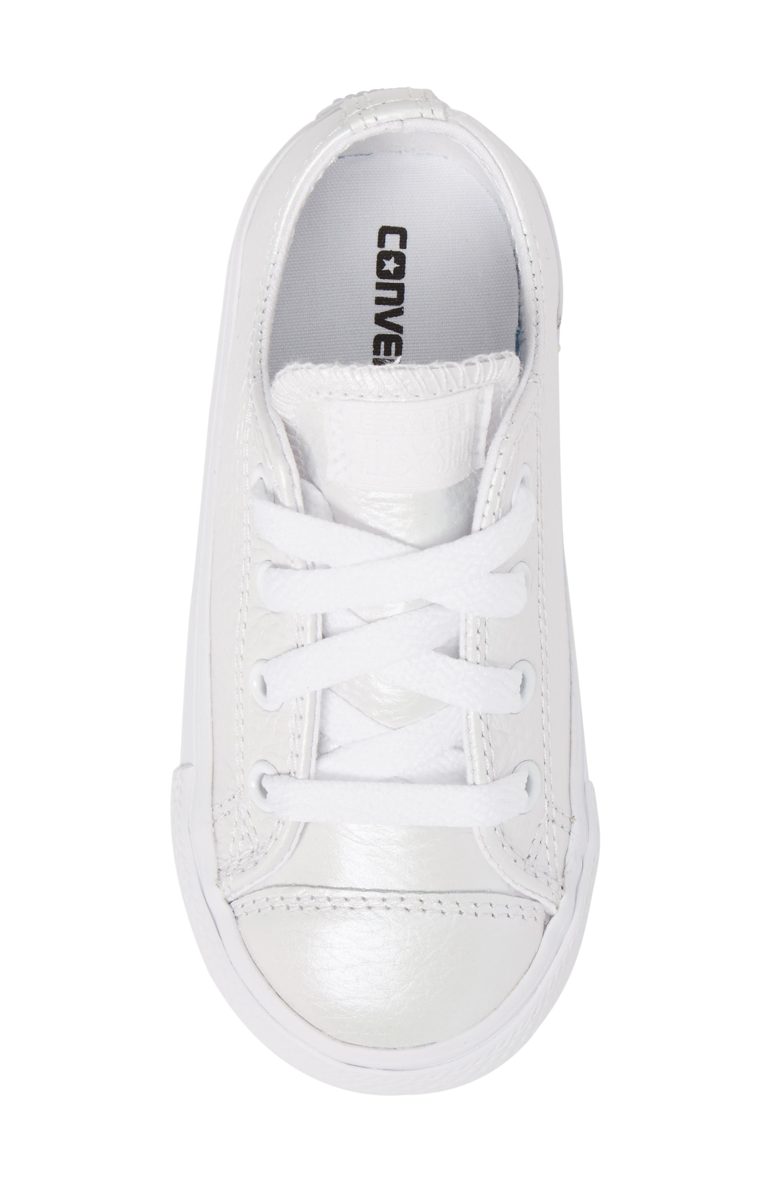 Chuck Taylor<sup>®</sup> All Star<sup>®</sup> Iridescent Sneaker,                             Alternate thumbnail 5, color,                             100