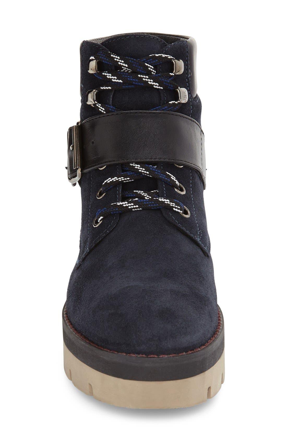 Autumn Platform Boot,                             Alternate thumbnail 6, color,