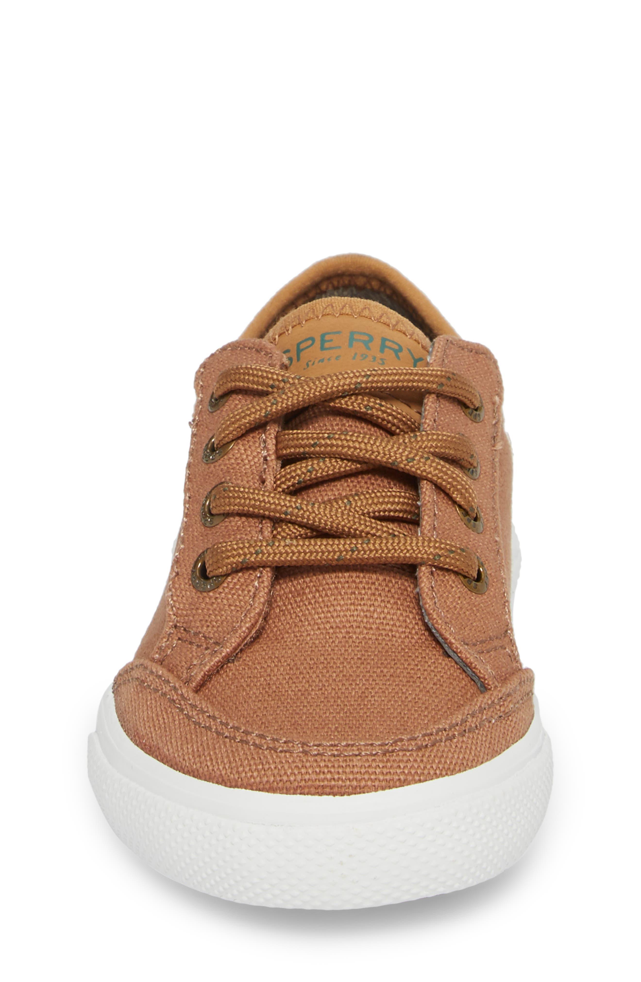Sperry Deckfin Jr. Sneaker,                             Alternate thumbnail 4, color,