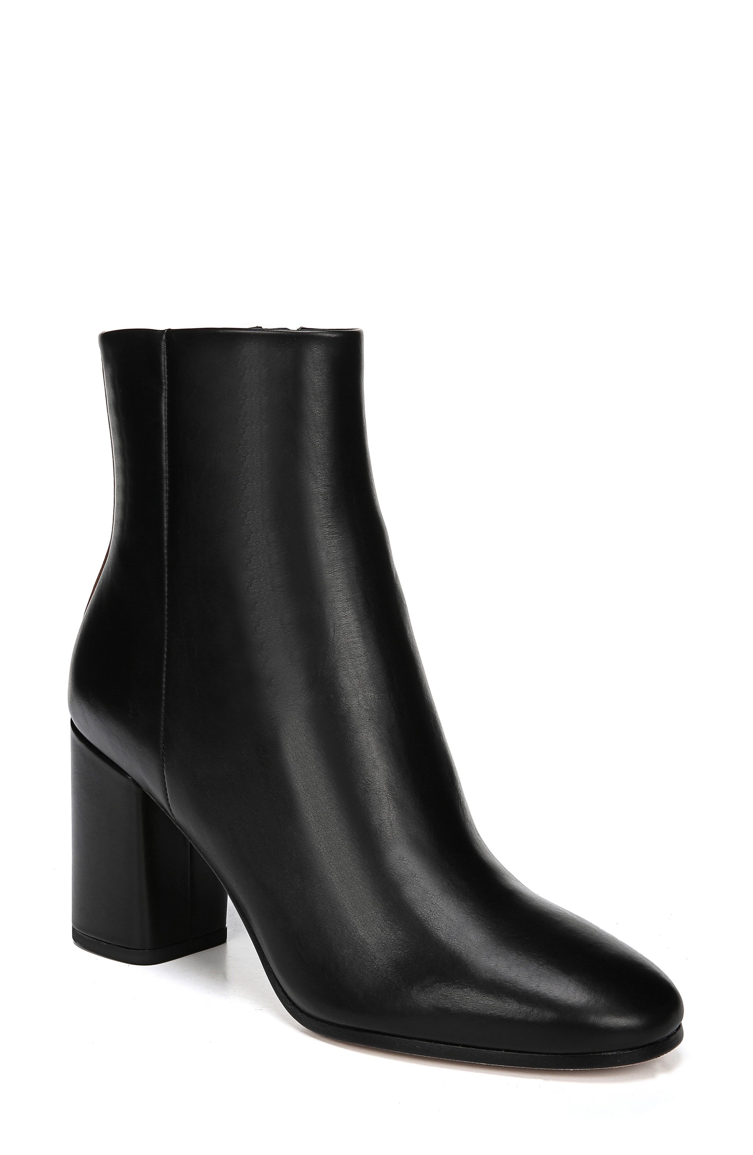 Robyn Bootie,                             Main thumbnail 1, color,                             BLACK