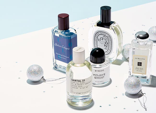 Merry and bright: beauty gifts they'll adore.