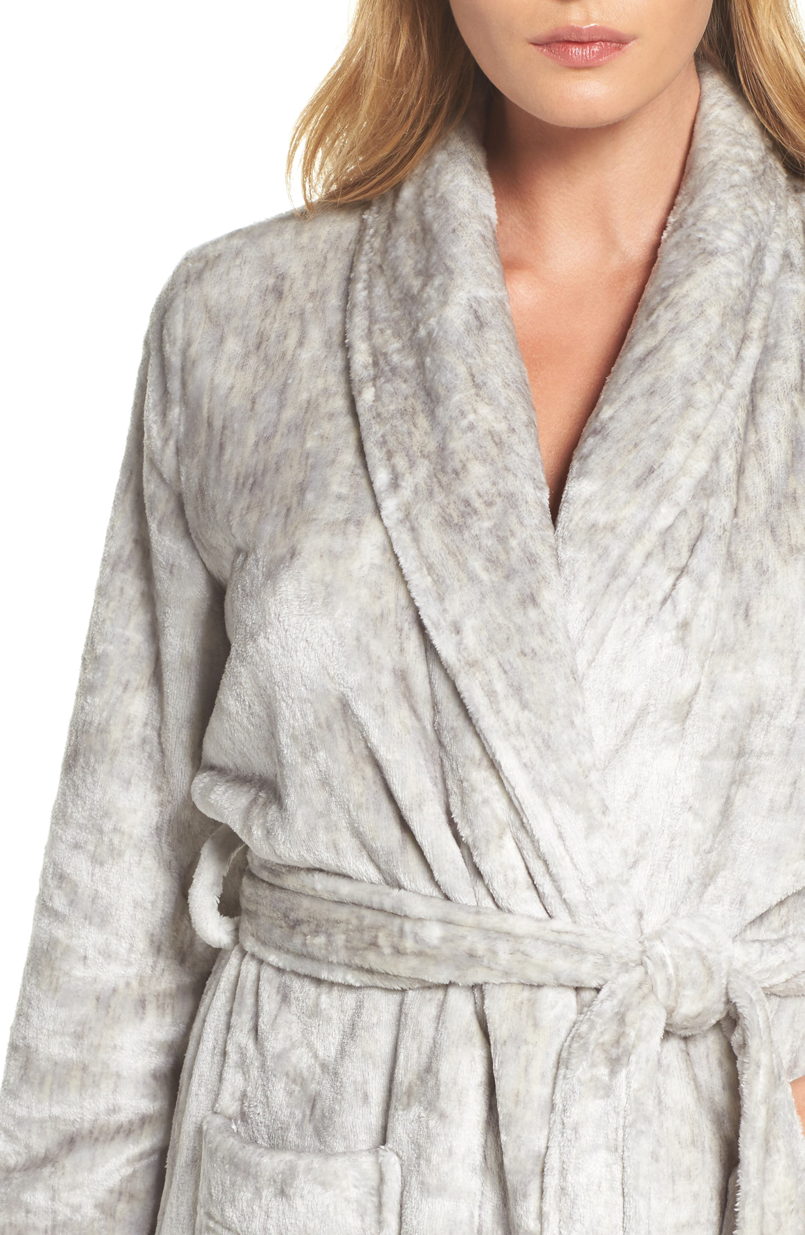 Nordstrom So Soft Plush Robe,                             Alternate thumbnail 10, color,