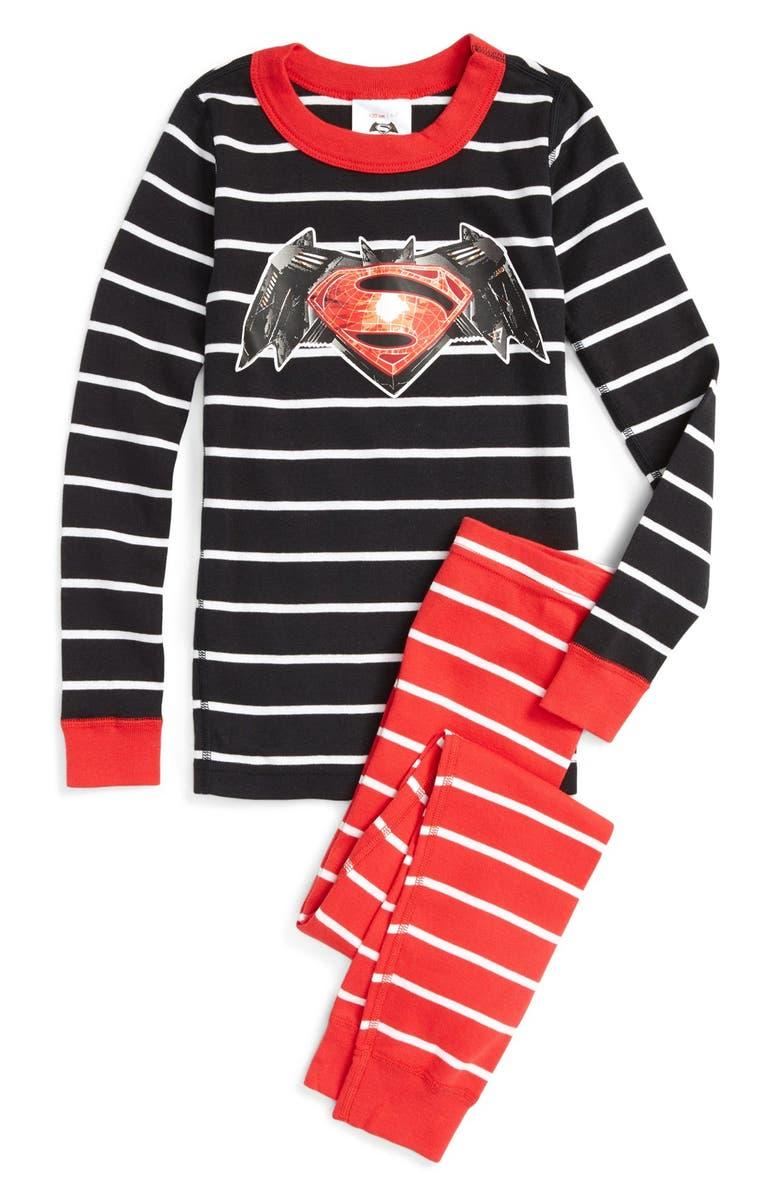 1fc2f47a3 Hanna Andersson  DC Comics™ Batman v Superman  Organic Cotton Fitted ...