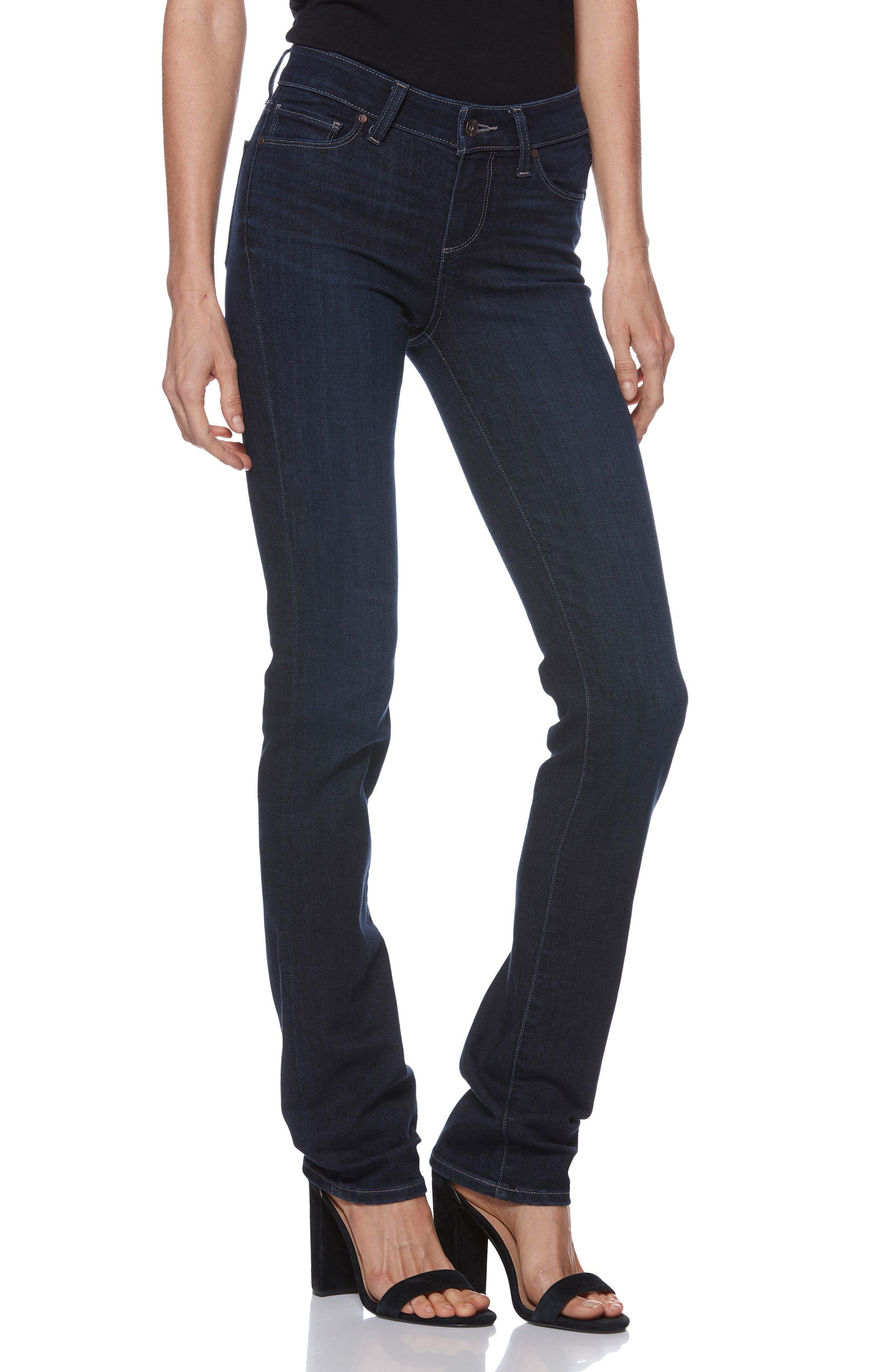 Skyline Straight Leg Jeans,                         Main,                         color, DALY