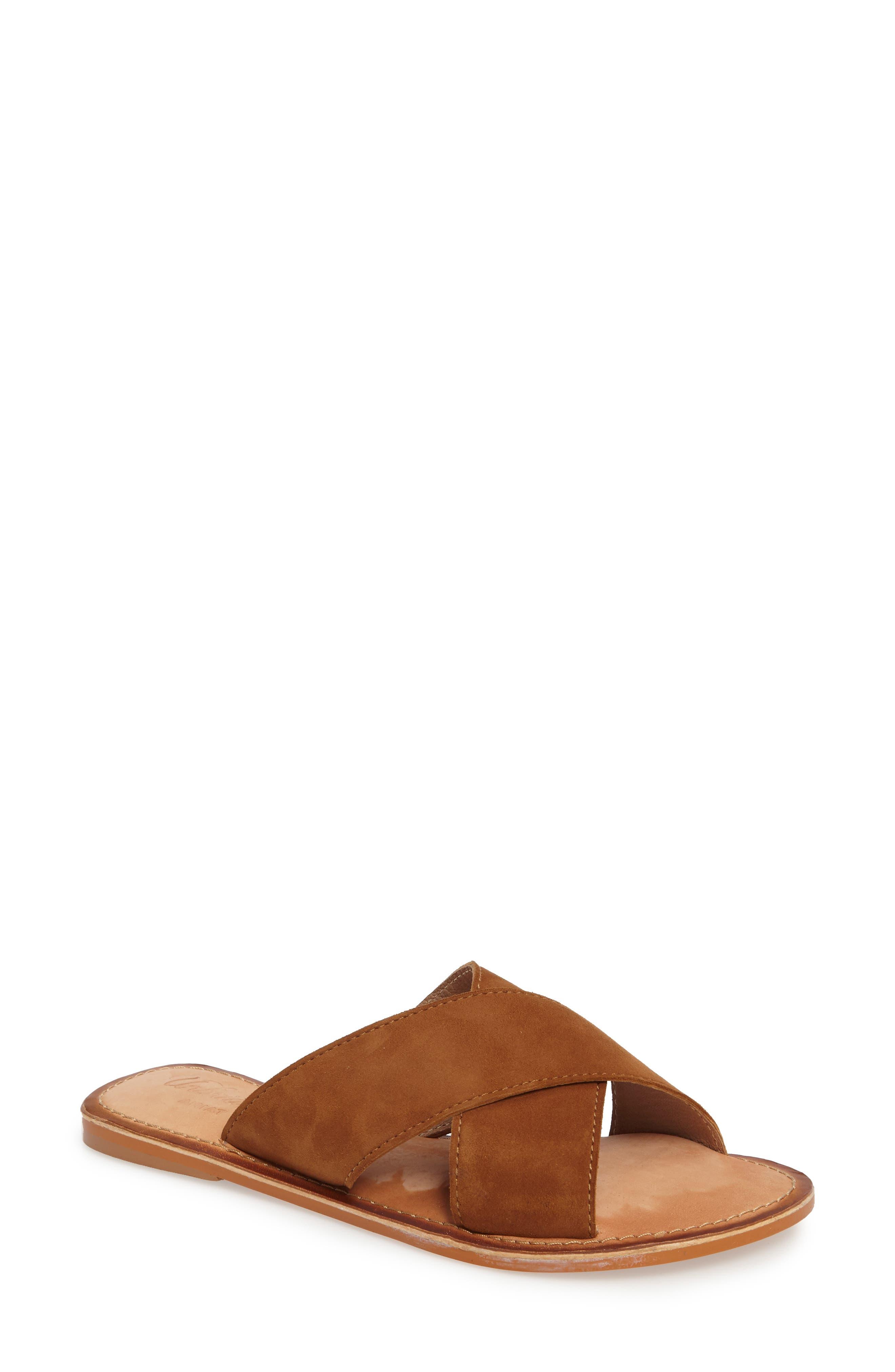 Unbridled Ava Sandal,                         Main,                         color, 200