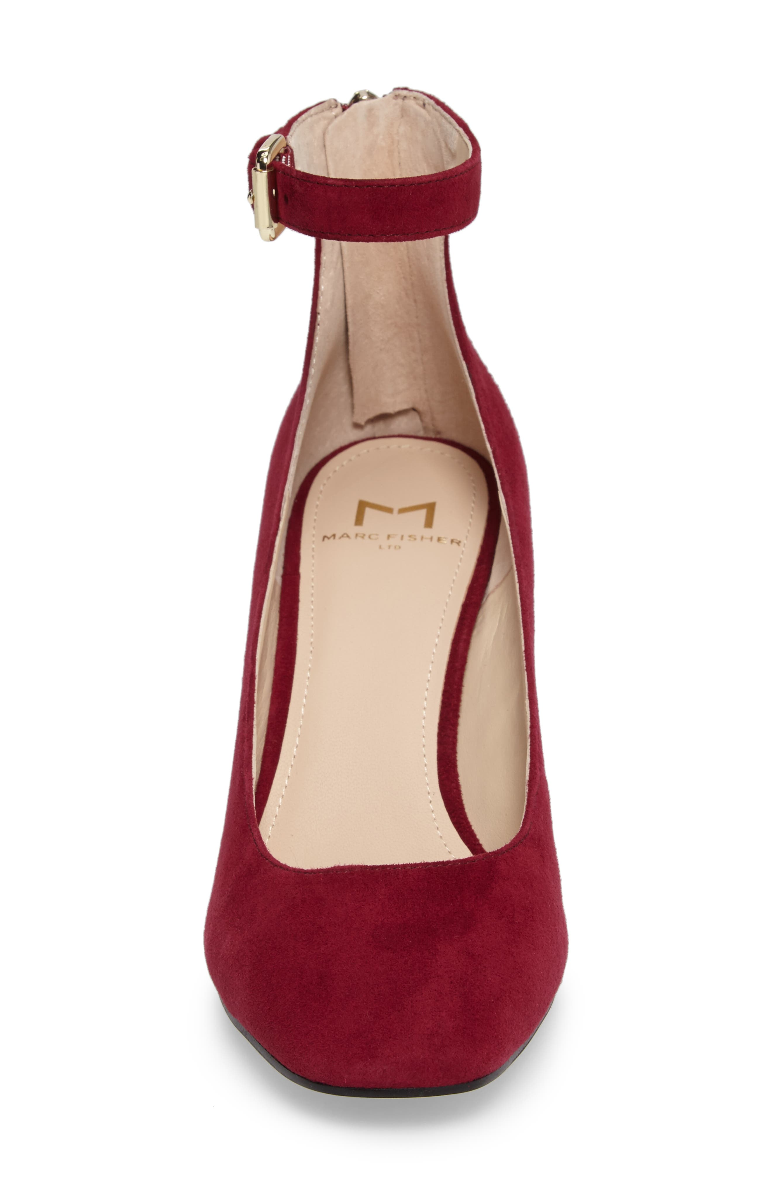 Anisy Ankle Strap Pump,                             Alternate thumbnail 18, color,
